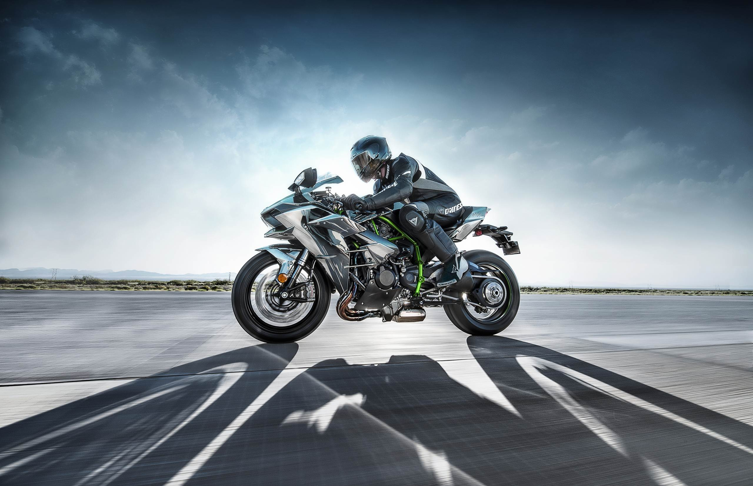 Kawasaki H2r Wallpapers High Quality