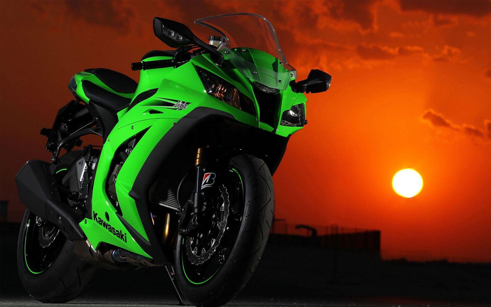 Kawasaki Ninja ZX-10R | HD Wallpapers (High Definition) | Free ...