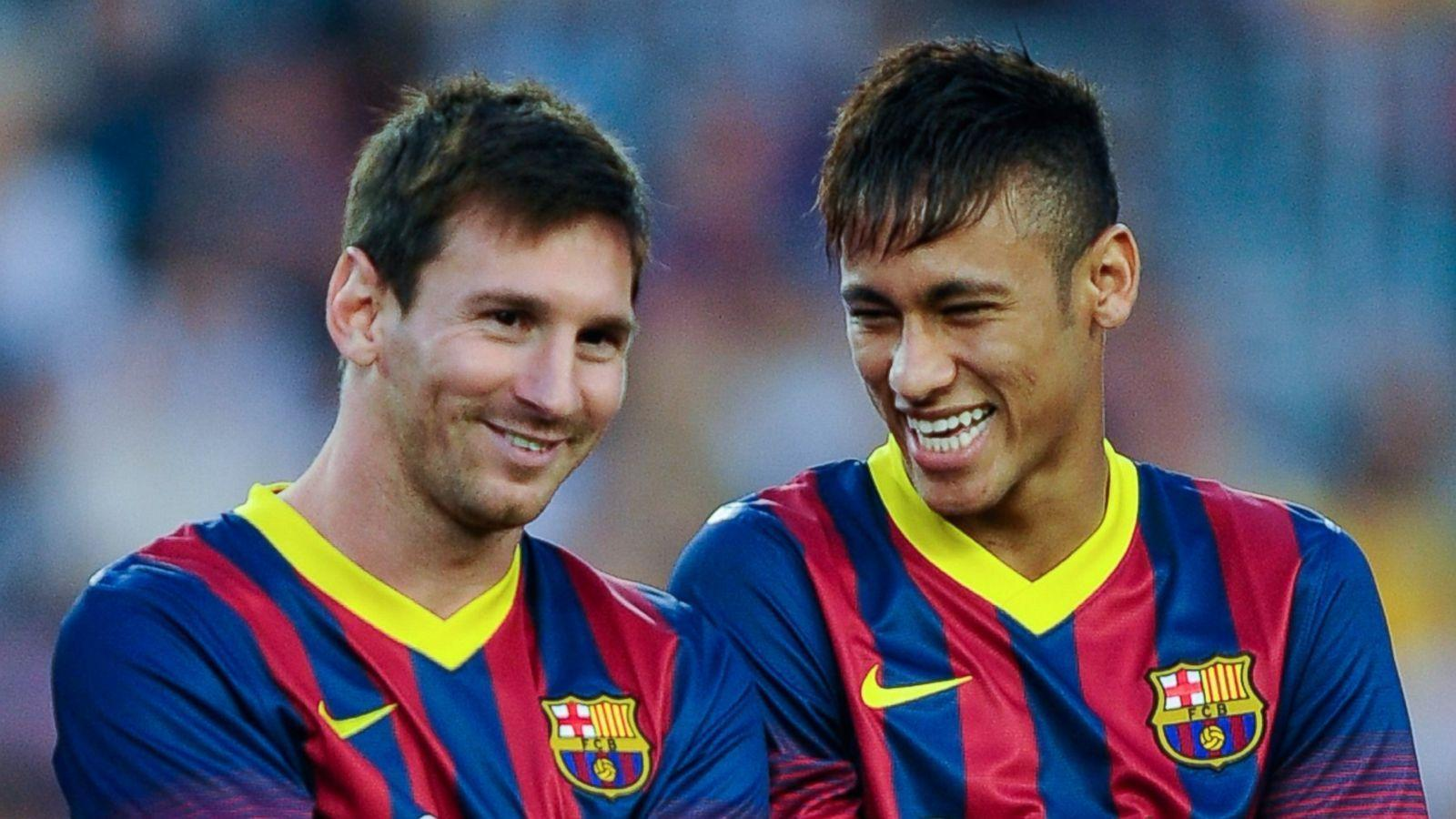 Messi And Neymar Wallpapers Wallpaper Cave