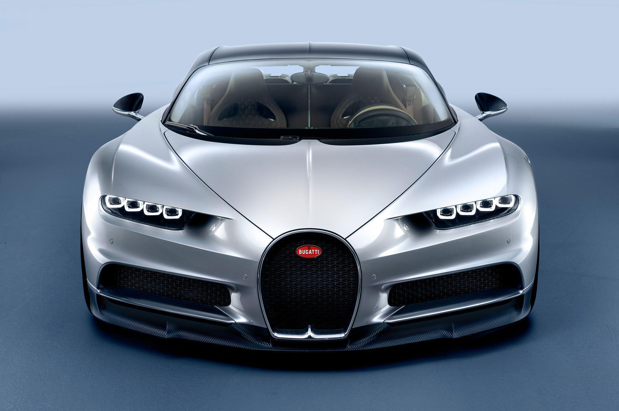 Bugatti Chiron Wallpapers - Wallpaper Cave