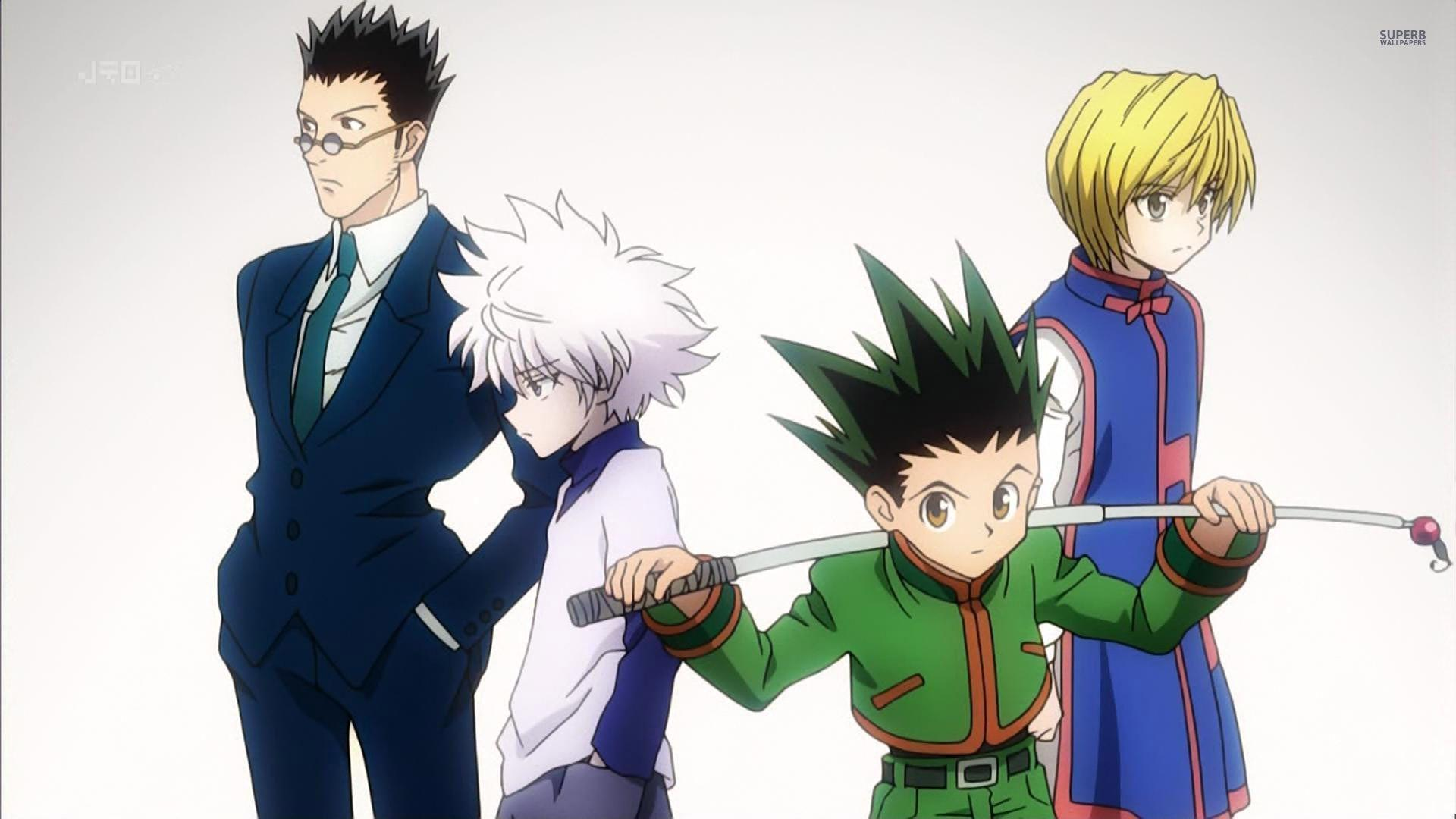 Hunter X Hunter Wallpapers Download Group
