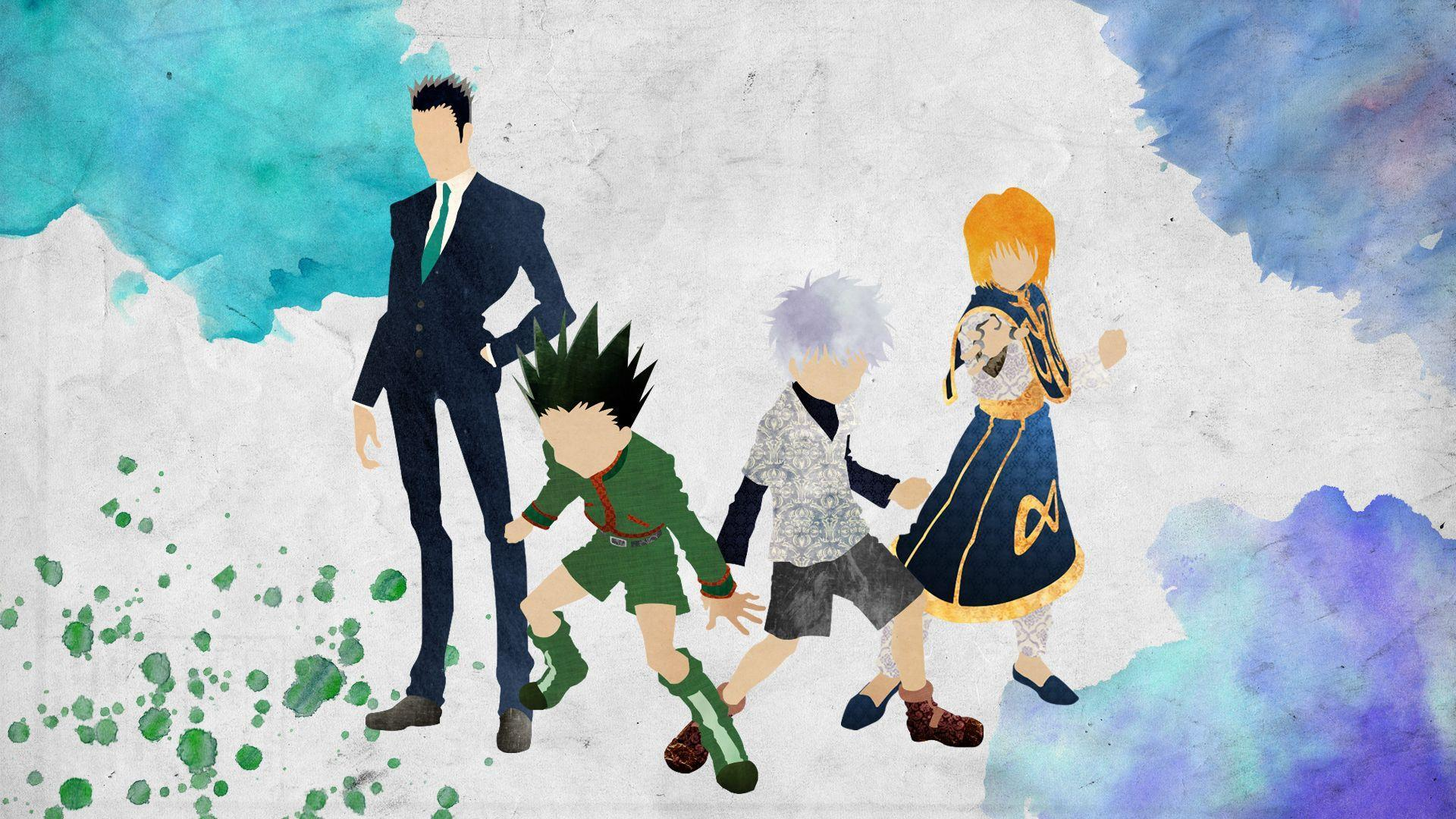 Hunter x Hunter Wallpaper | 1919x1079 | ID:57148