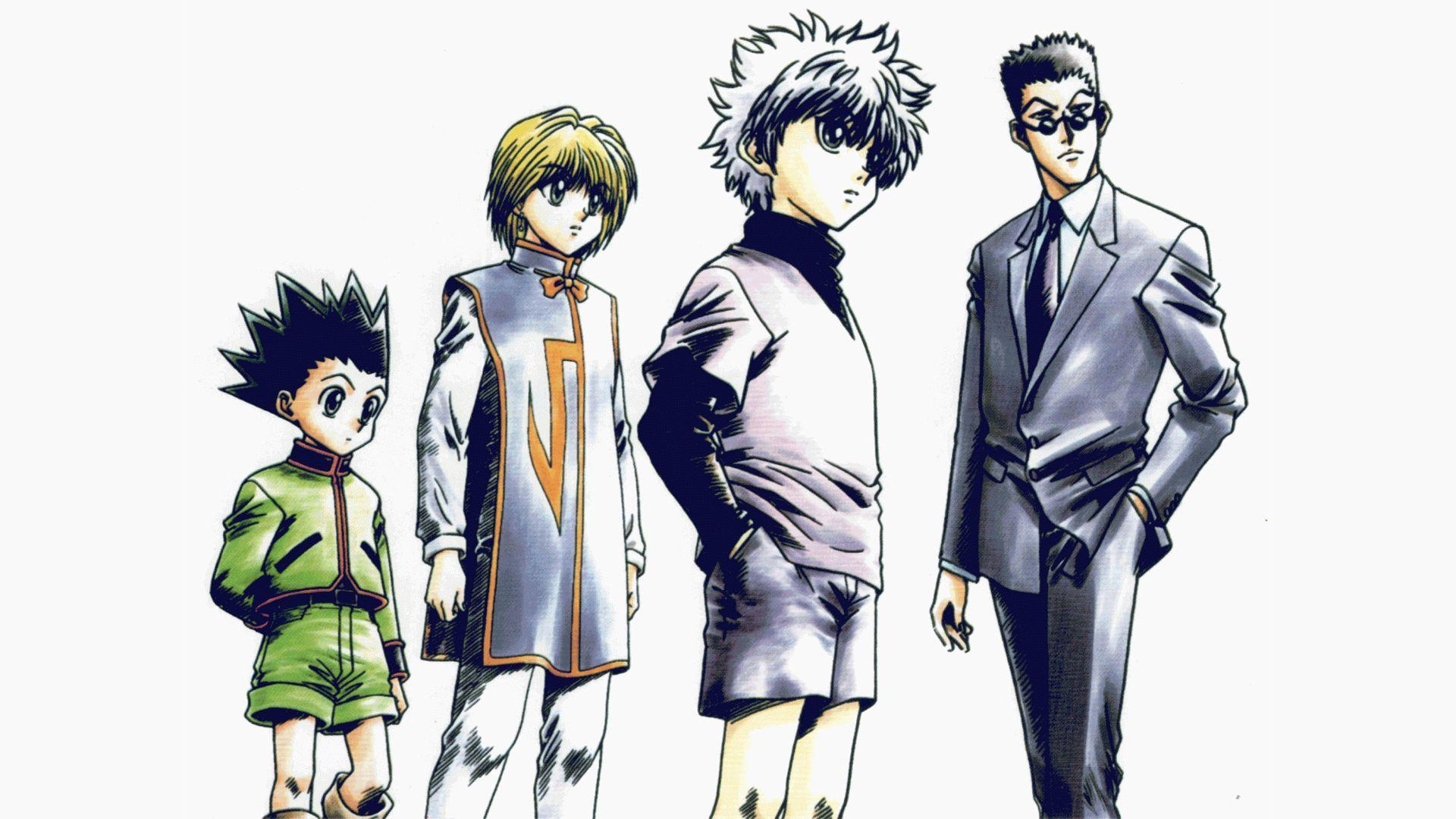 Hunter x Hunter HD Wallpaper | 1920x1080 | ID:57153