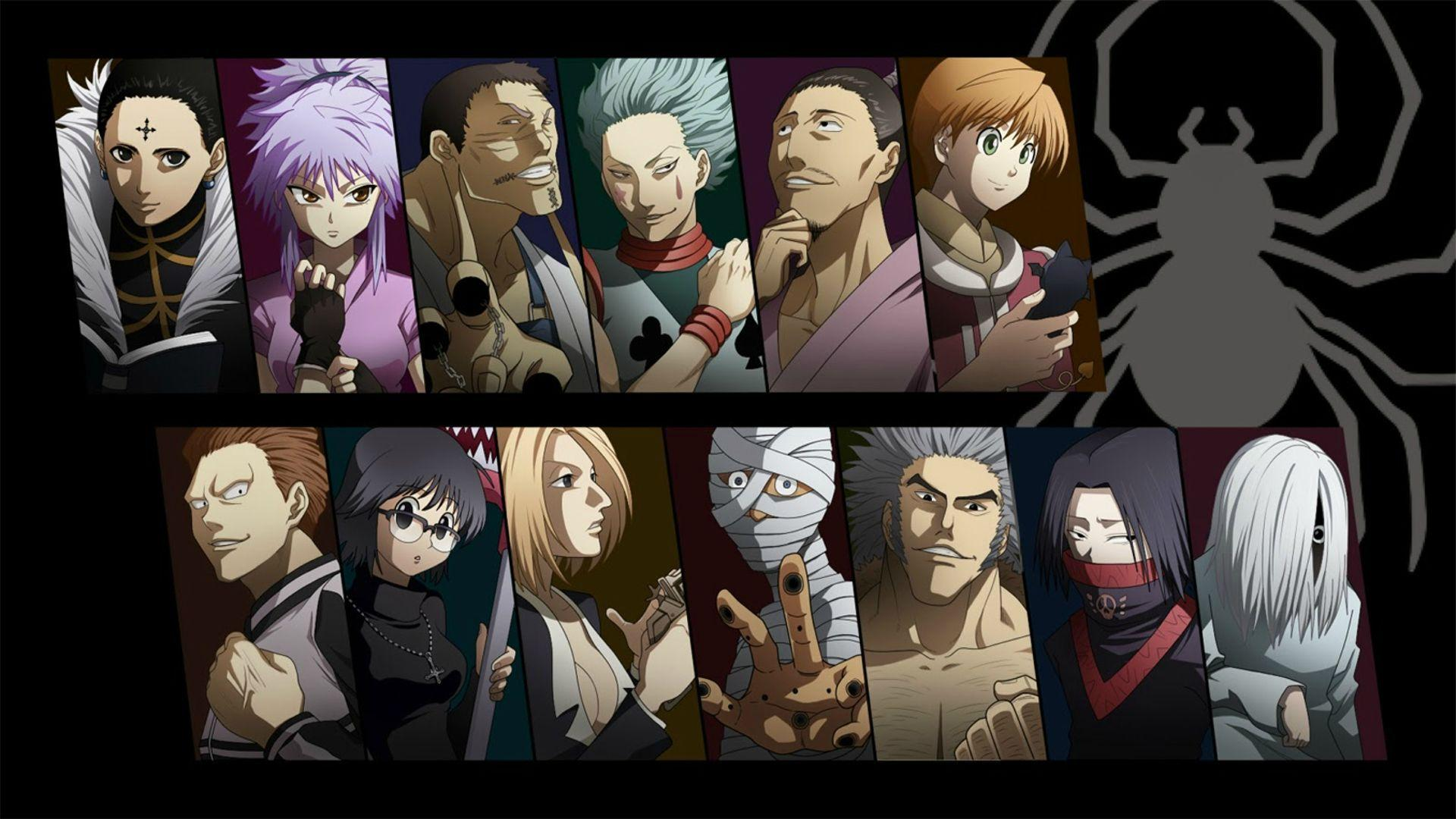 Hunter x Hunter Wallpaper | 1920x1200 | ID:57161