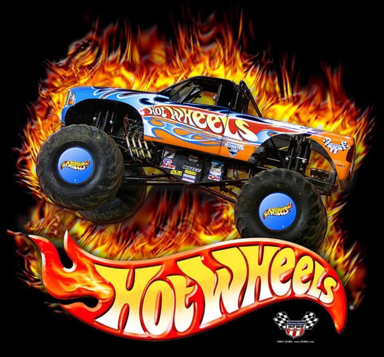 Monster Jam Games Free >> Hot Wheels Wallpapers - Wallpaper Cave