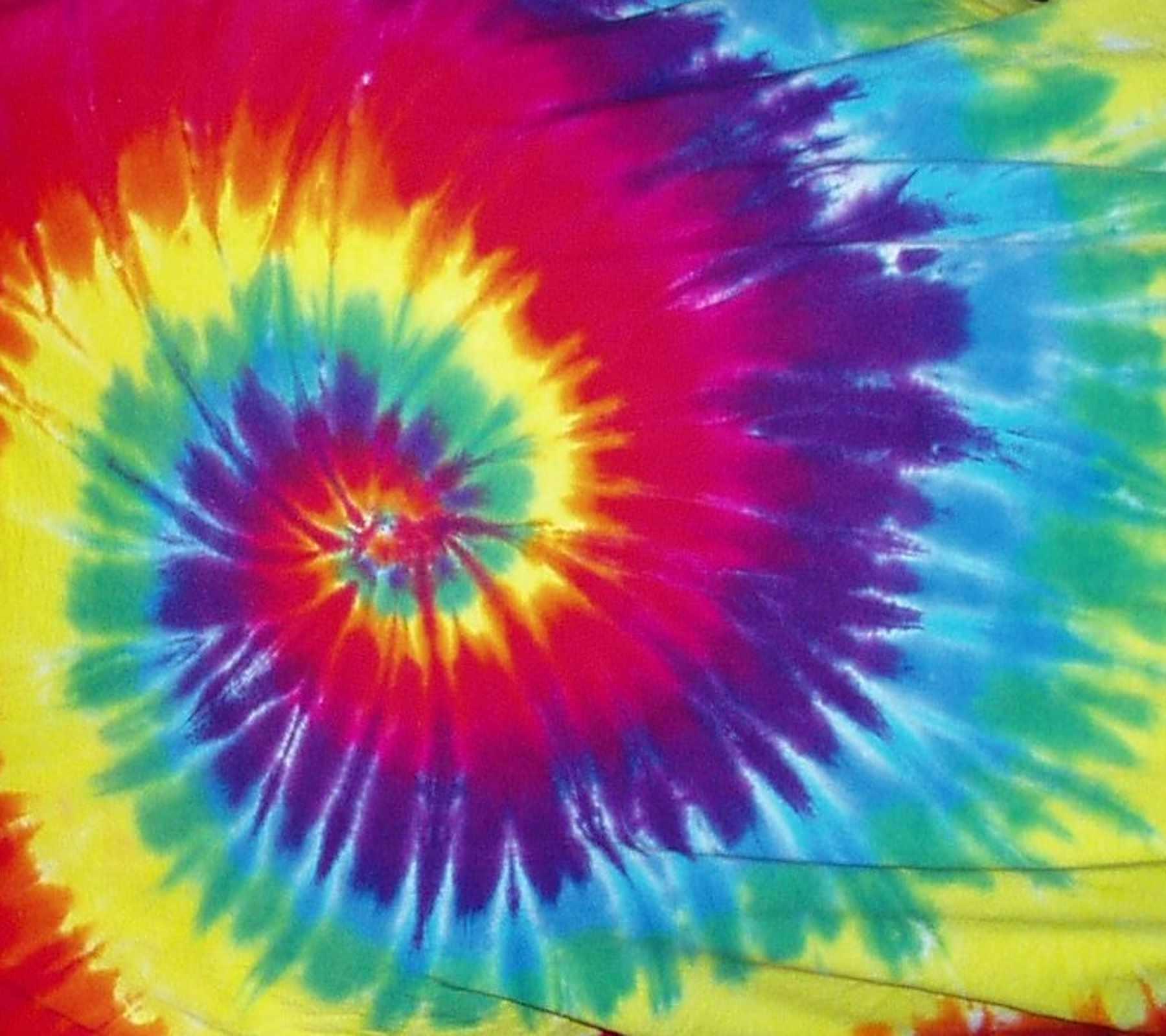 Pastel Rainbow Tie Dye