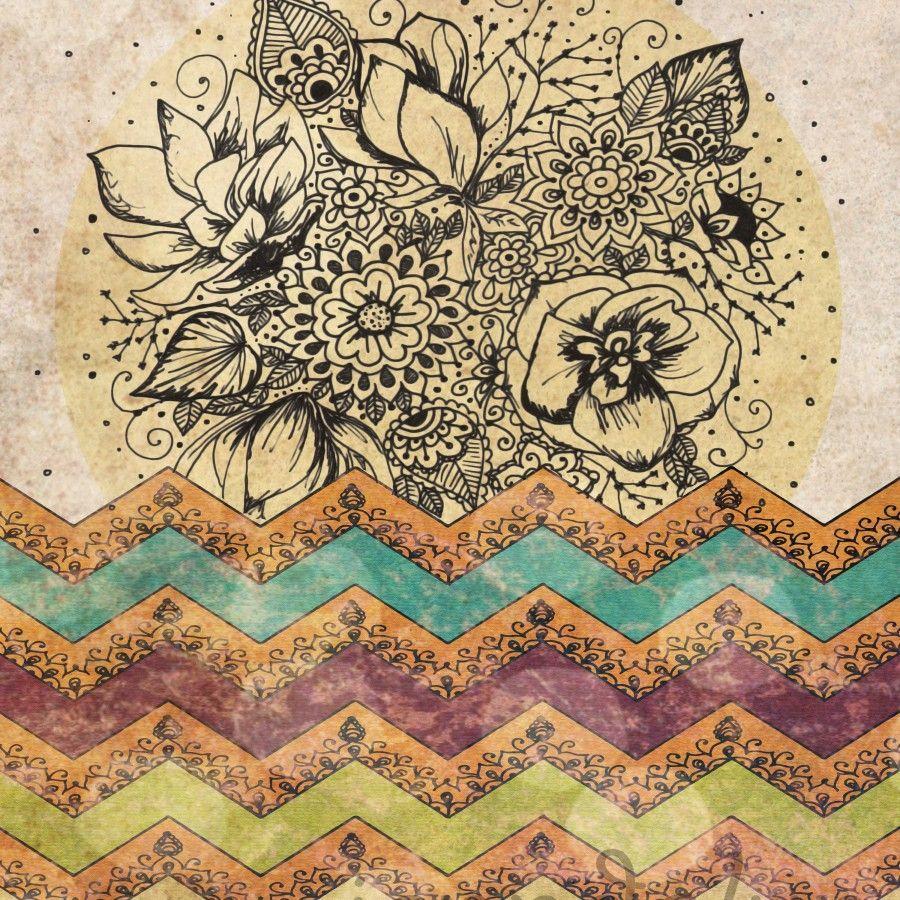 Hippie Patterns Wallpapers
