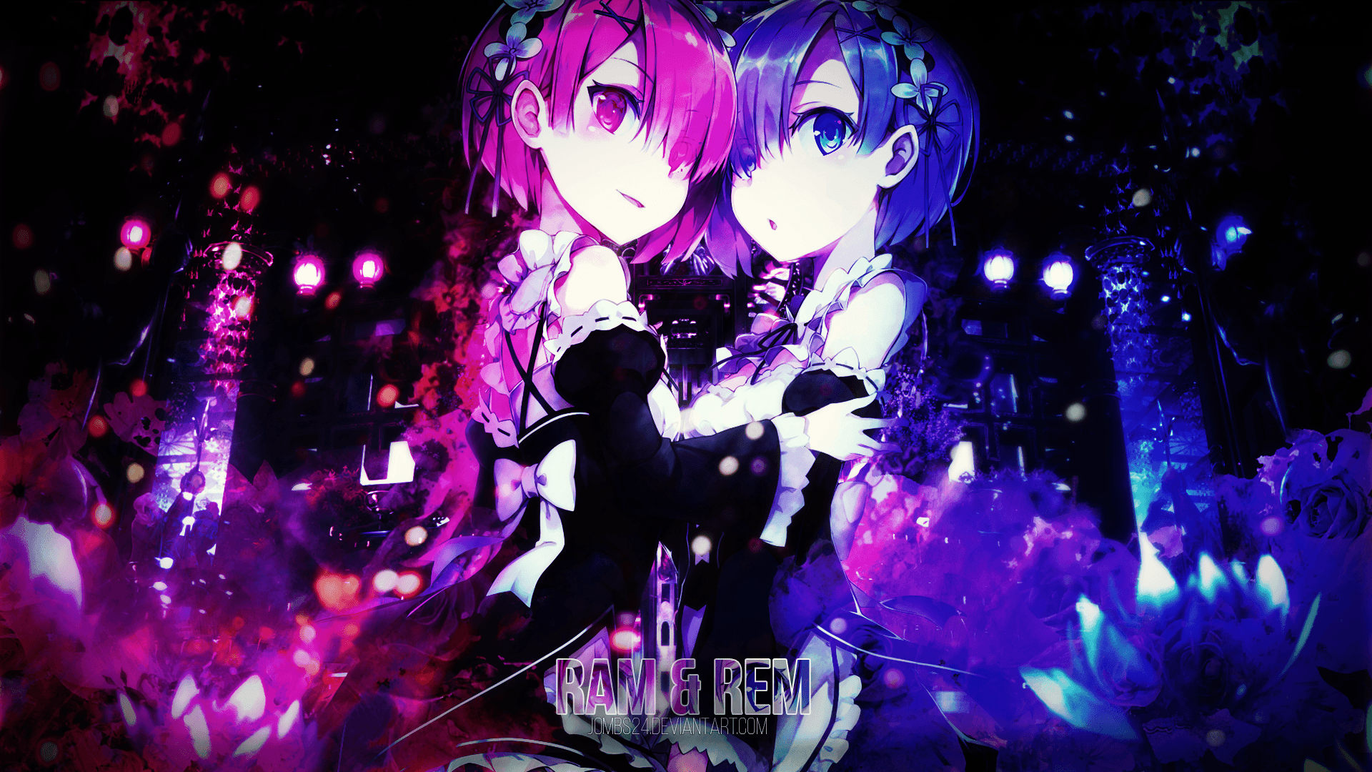 Re Zero Wallpapers Wallpaper Cave