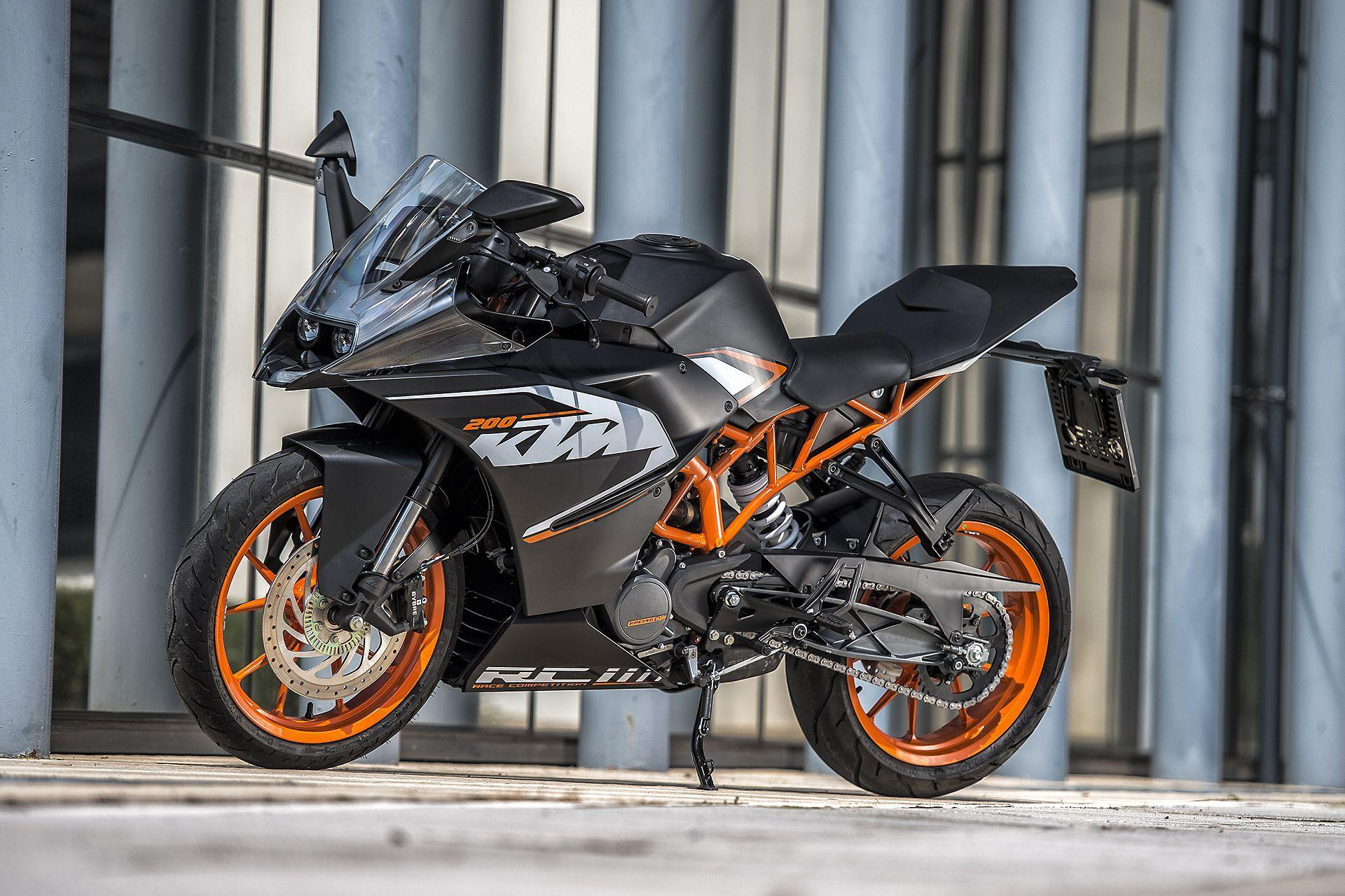 KTM RC 200 HD Wallpapers