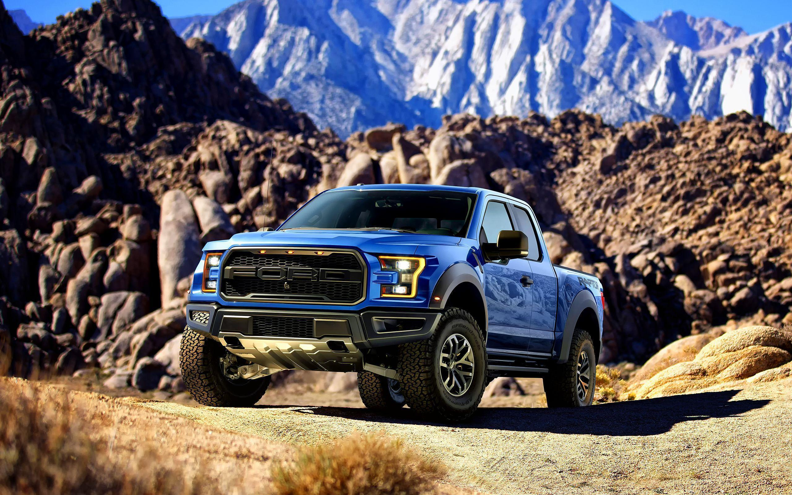 Ford F 150 Raptor Wallpapers Wallpaper Cave