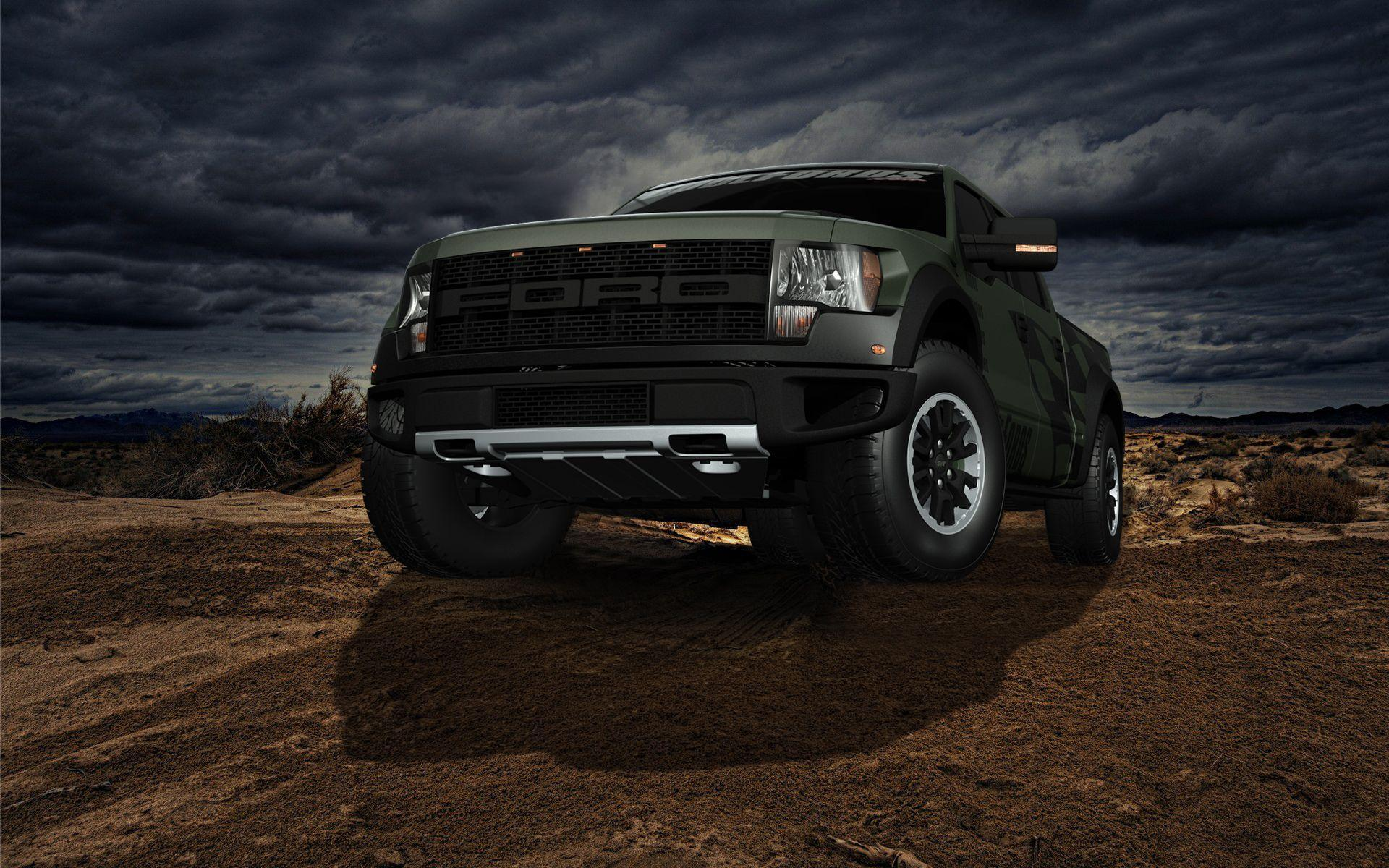 wallpaper ford raptor - photo #8