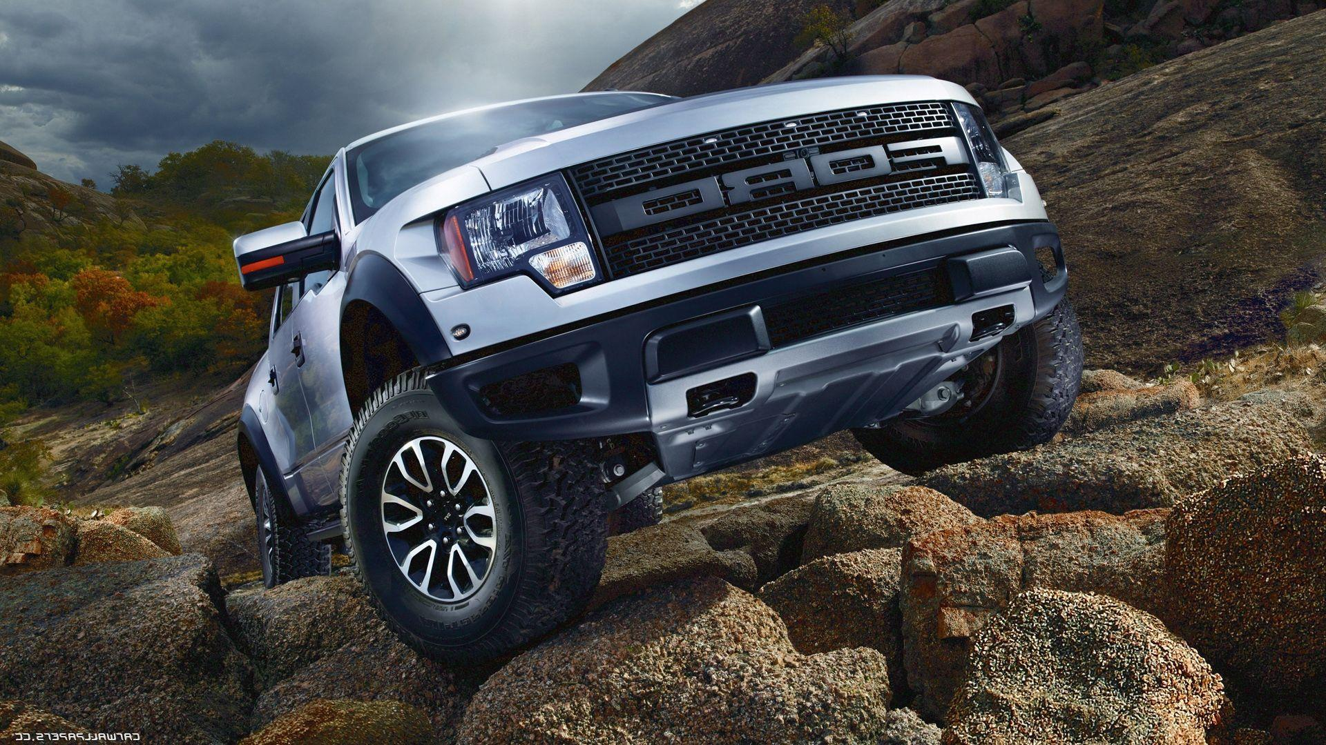 Ford F-150 Raptor Wallpapers - Wallpaper Cave