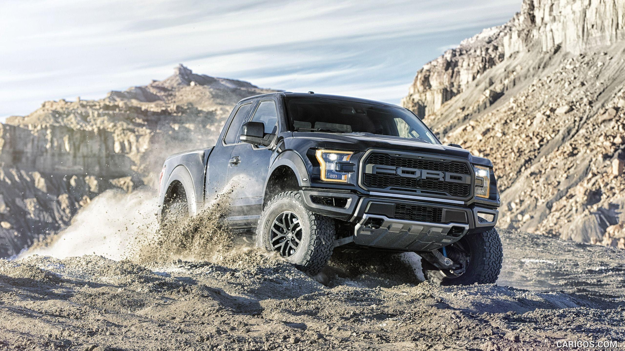 2017 Ford F-150 Raptor Wallpaper | Things to fill the Garage with ...