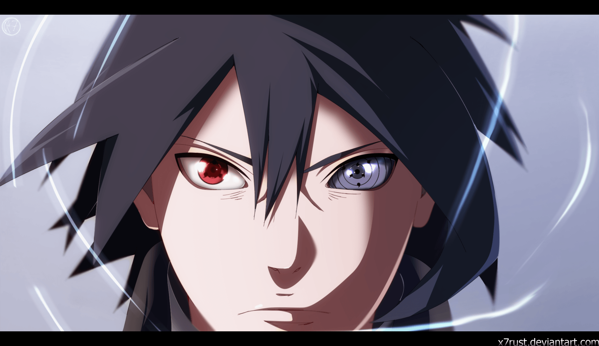 605 Sasuke Uchiha HD Wallpapers