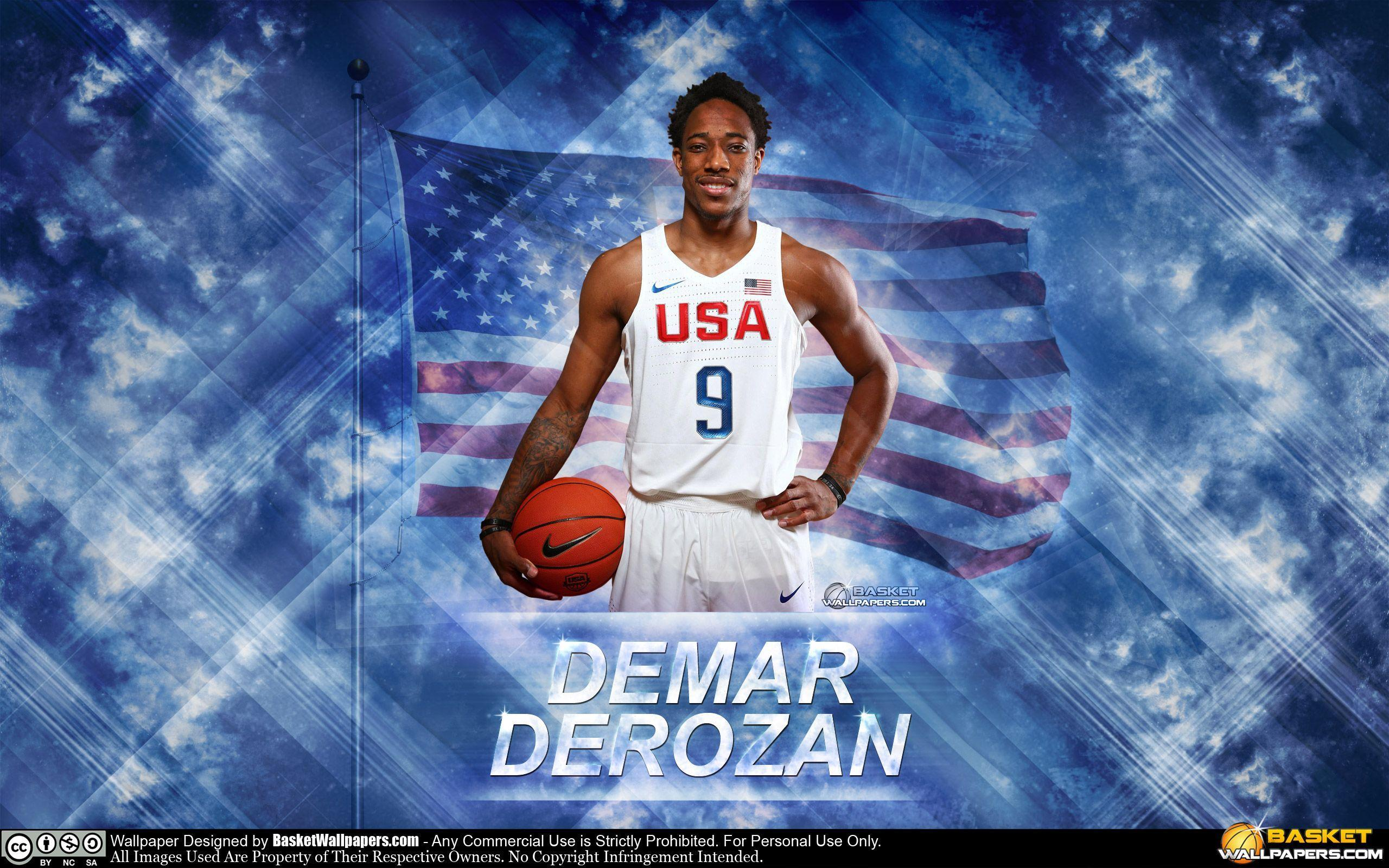 DeMar DeRozan Wallpapers