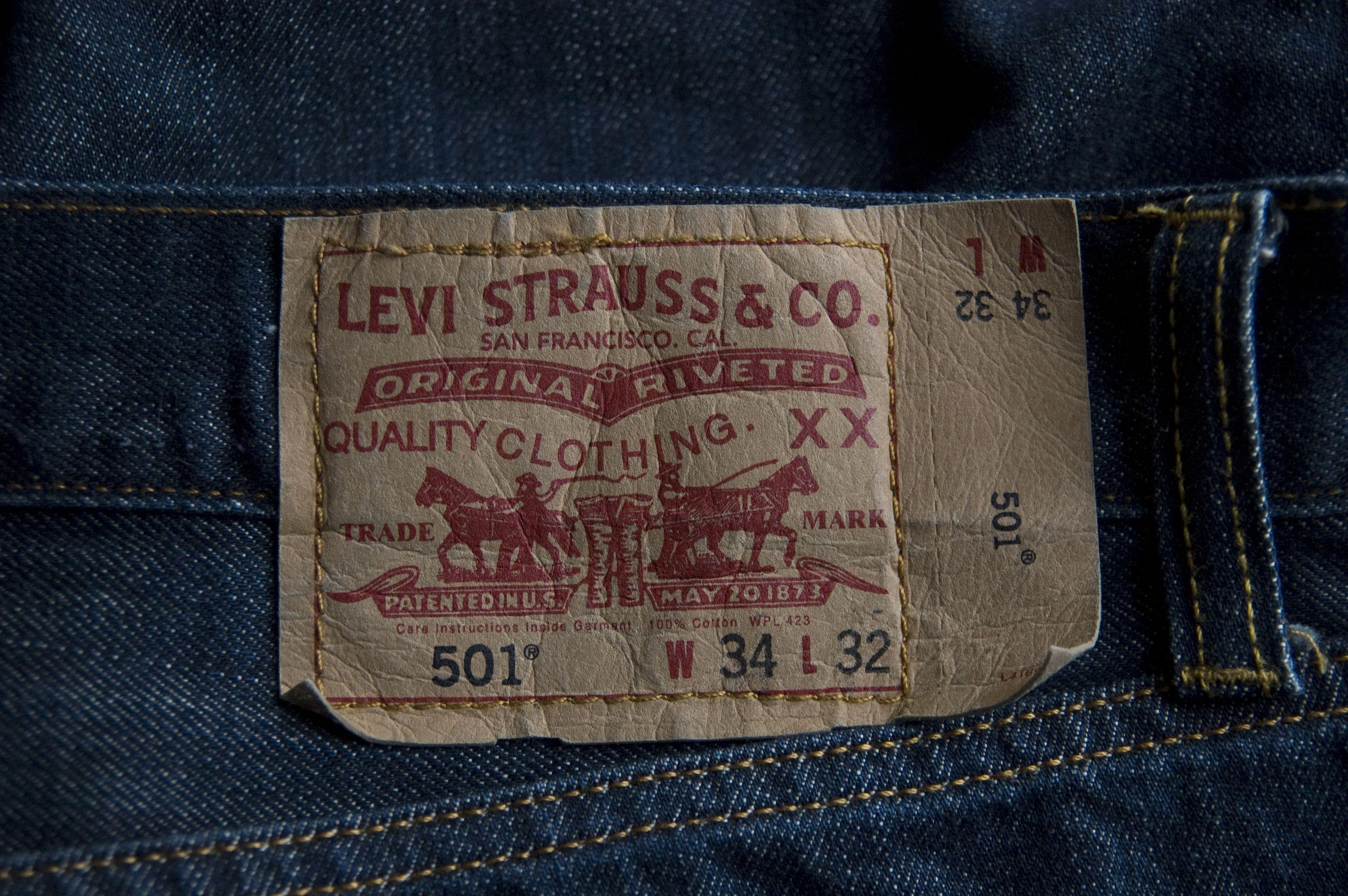 Levis Logo HD Wallpapers