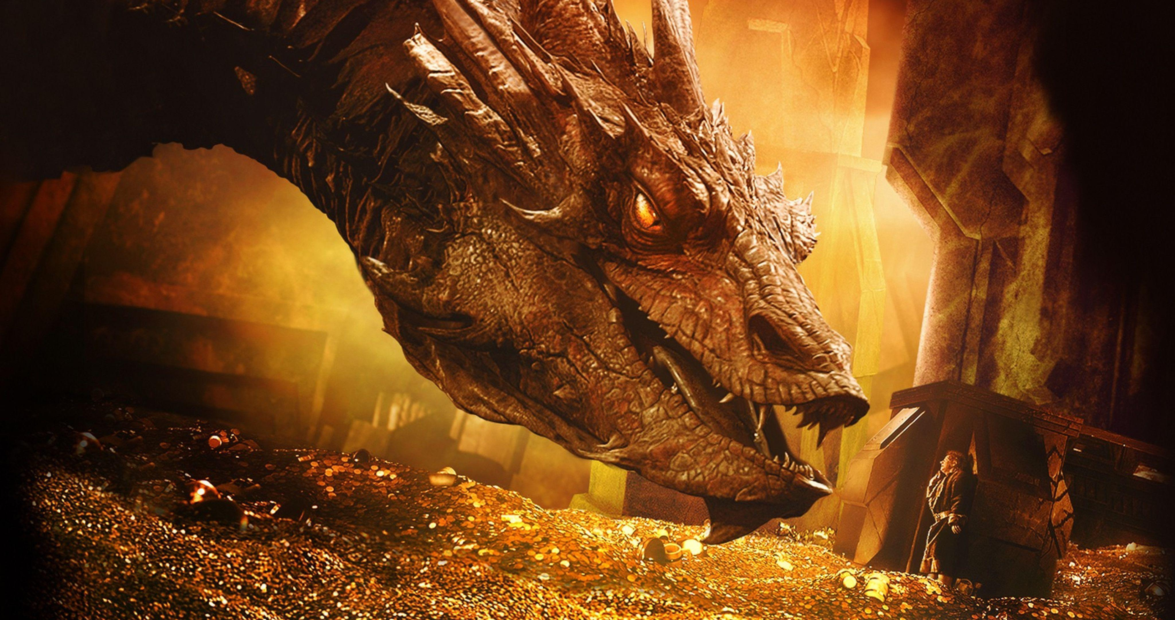 Smaug Wallpapers Wallpaper Cave