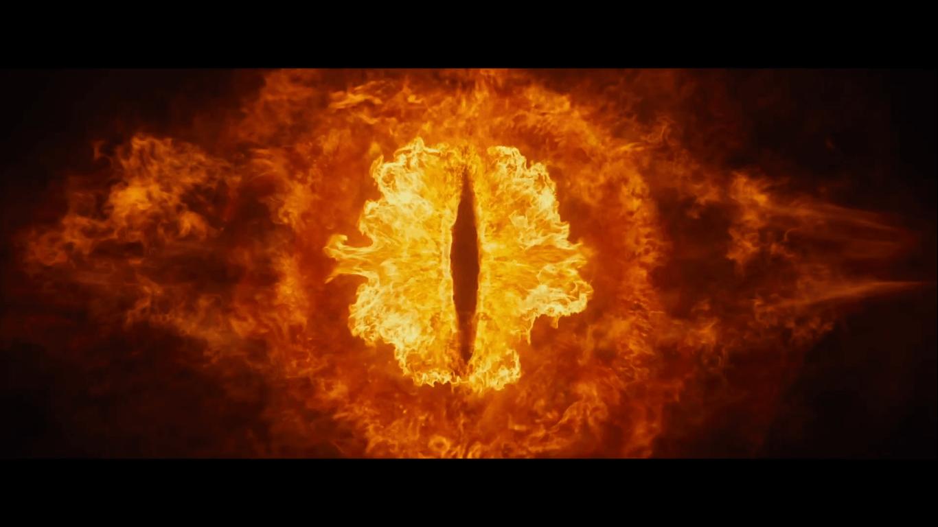 eye of sauron wallpaper