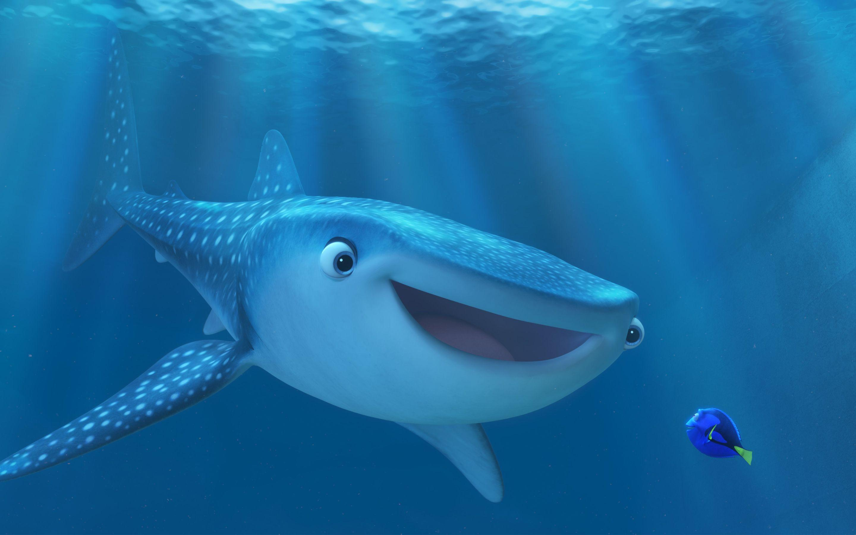 2016 Finding Dory Wallpapers