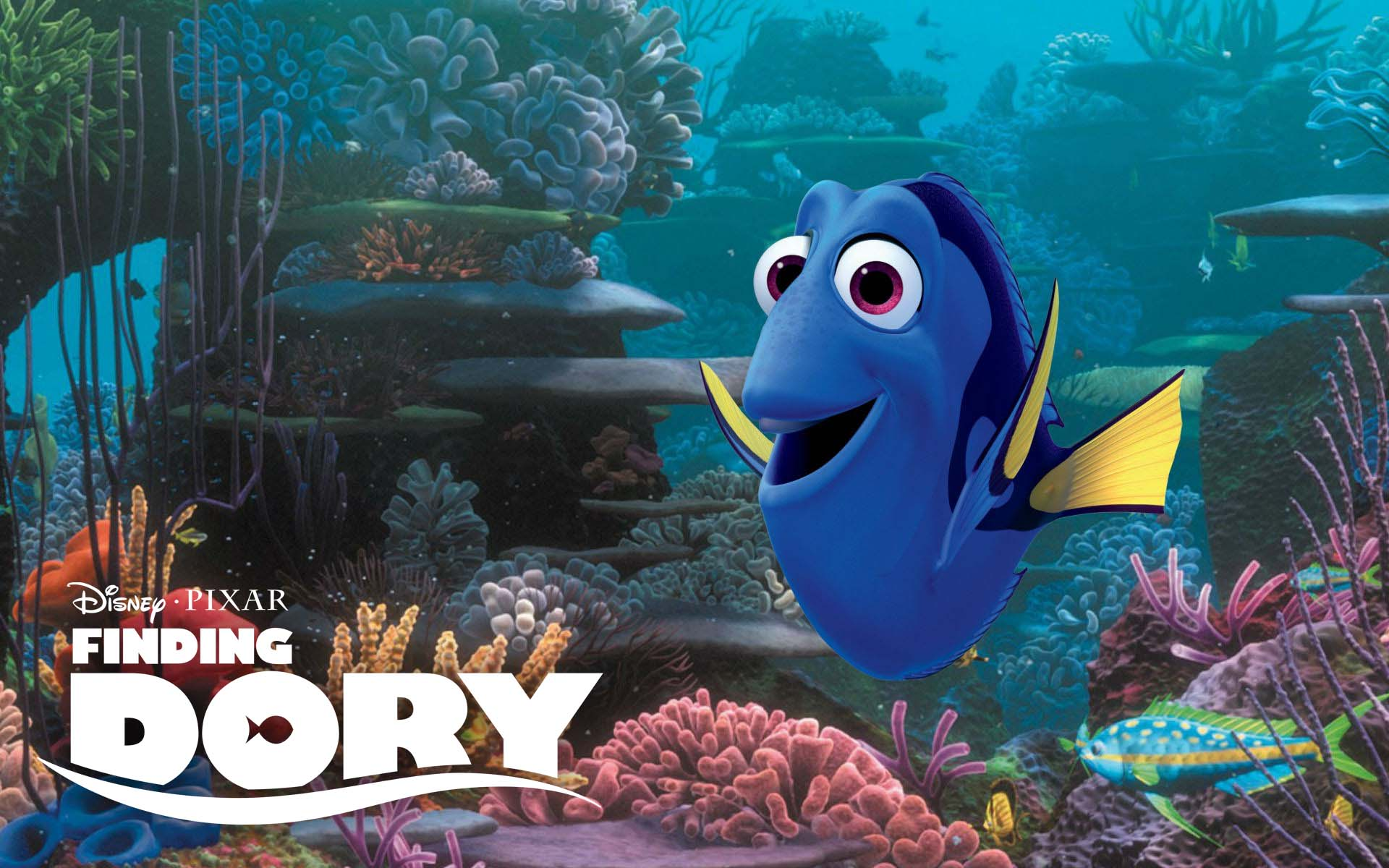Finding Dory Wallpapers - Wallpaper Cave
