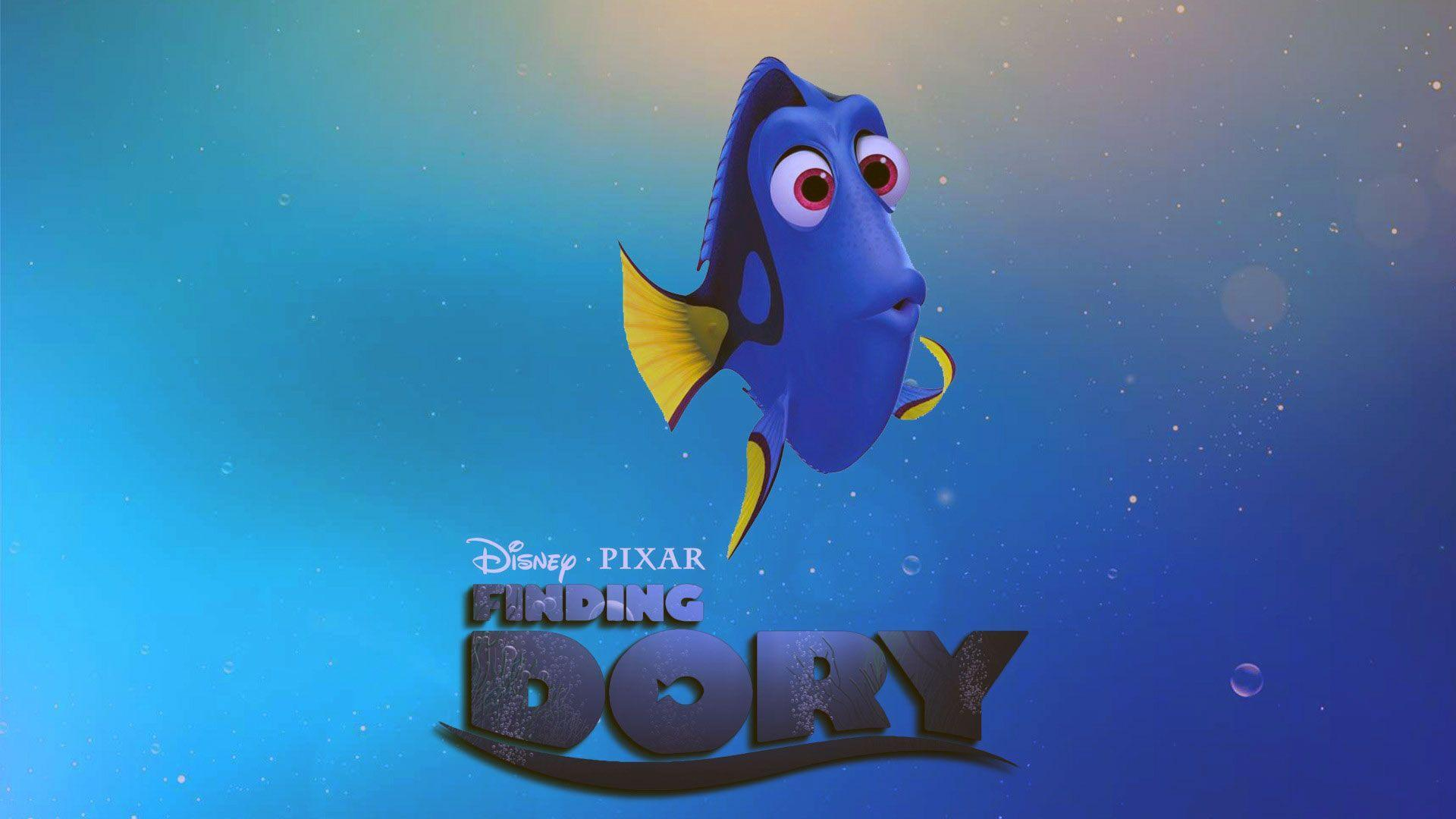 Finding Dory Movie Wallpapers Themes