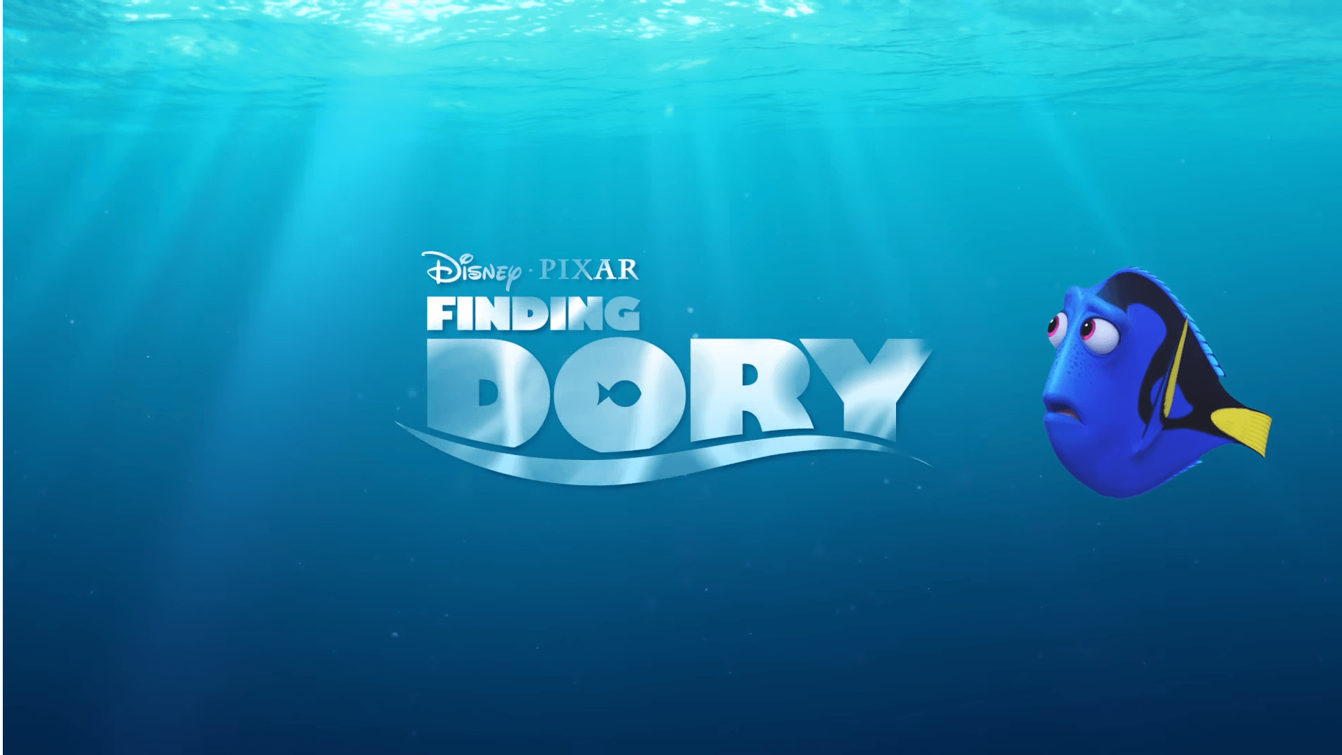 3D Animation Finding Dory Wallpapers Wallpapers