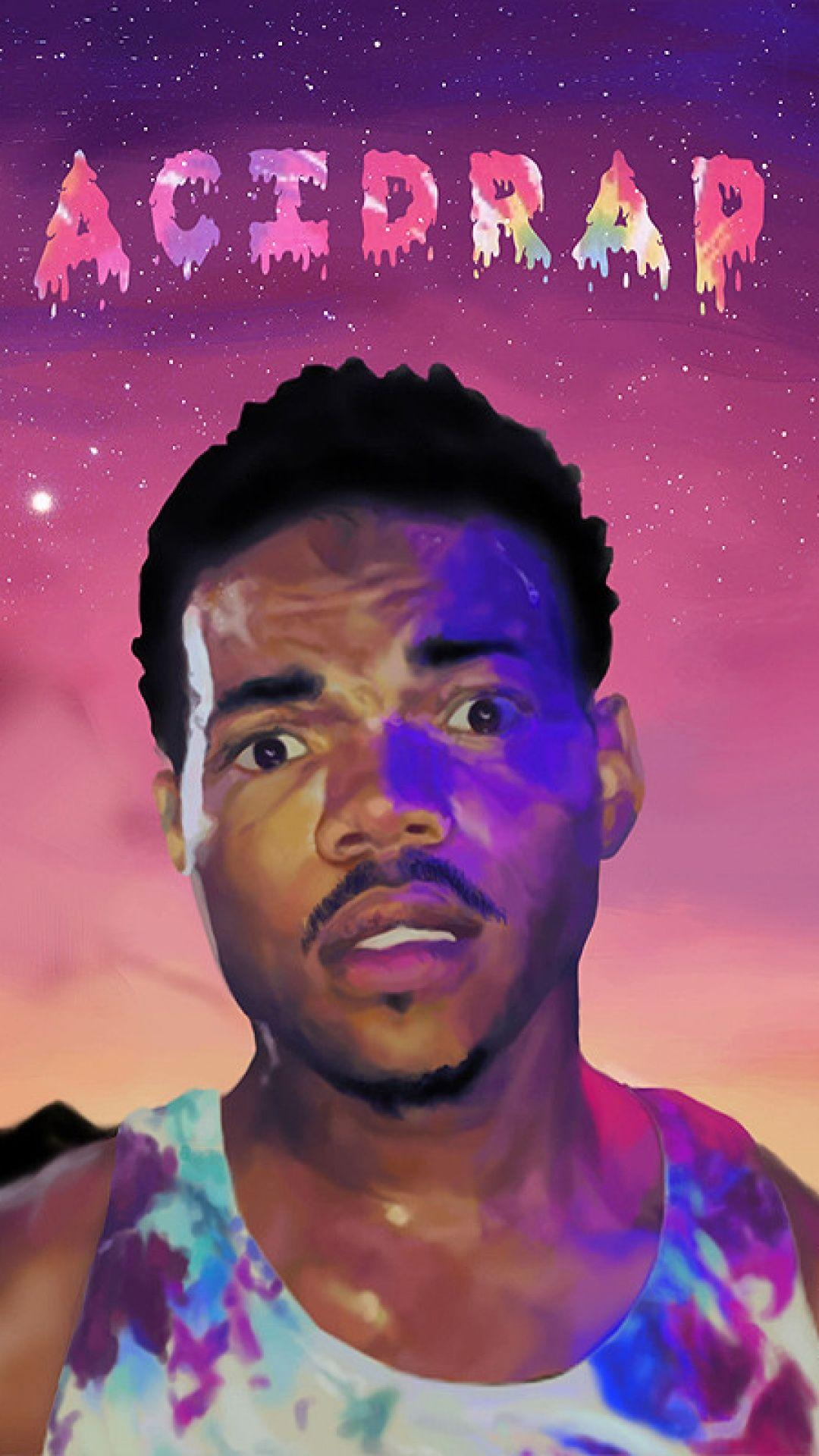 Acid Rap iPhone 5 Wallpapers