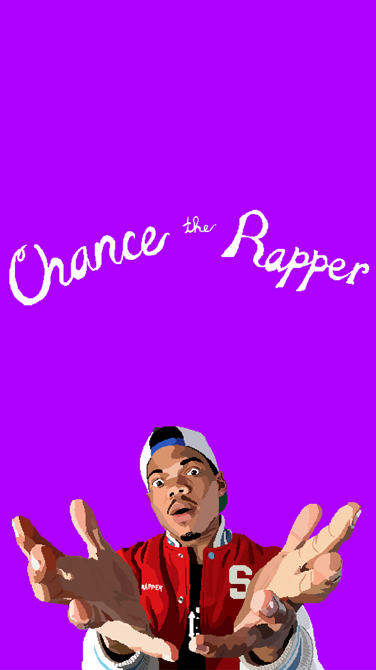 Chance The Rapper Wallpapers - Wallpaper Cave