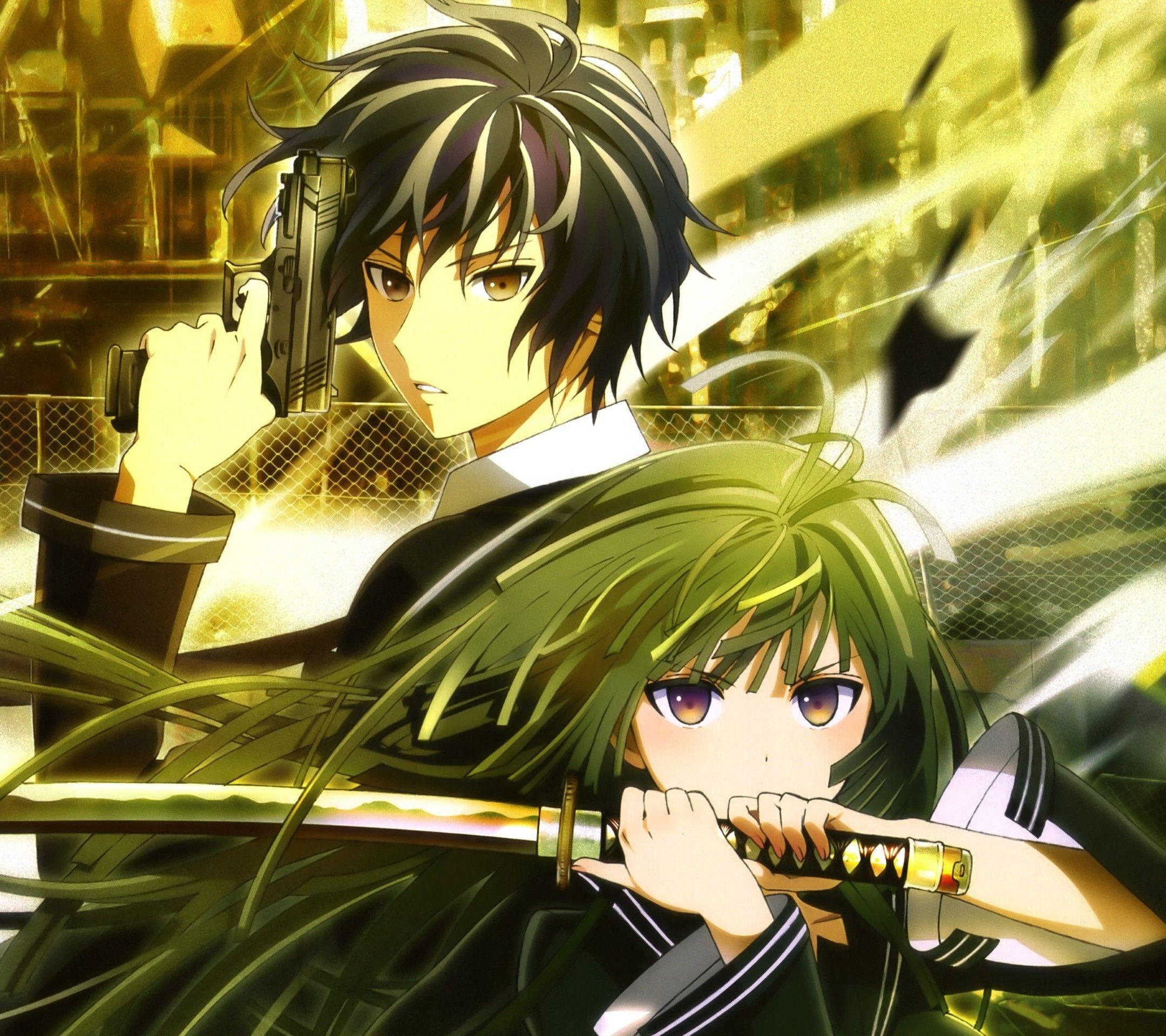 black bullet android and hd smartphone wallpapers
