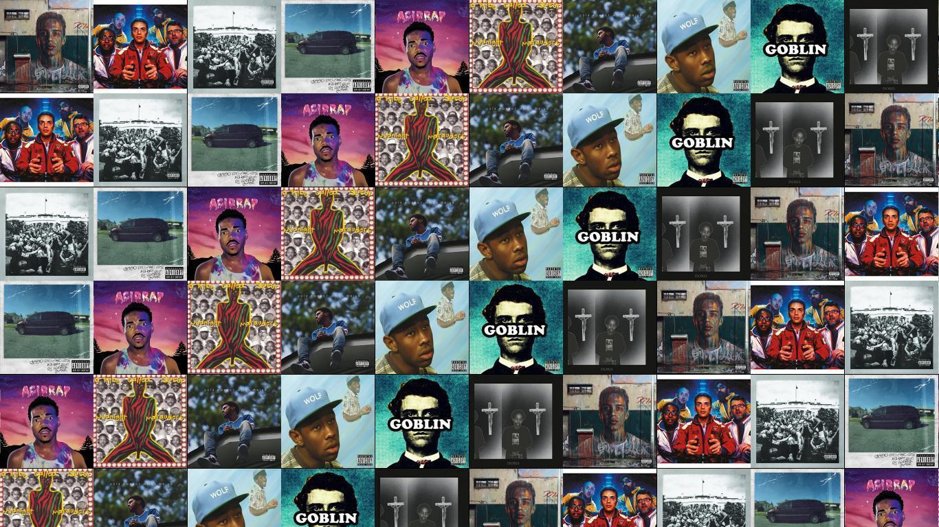 chance the rapper « Tiled Desktop Wallpapers