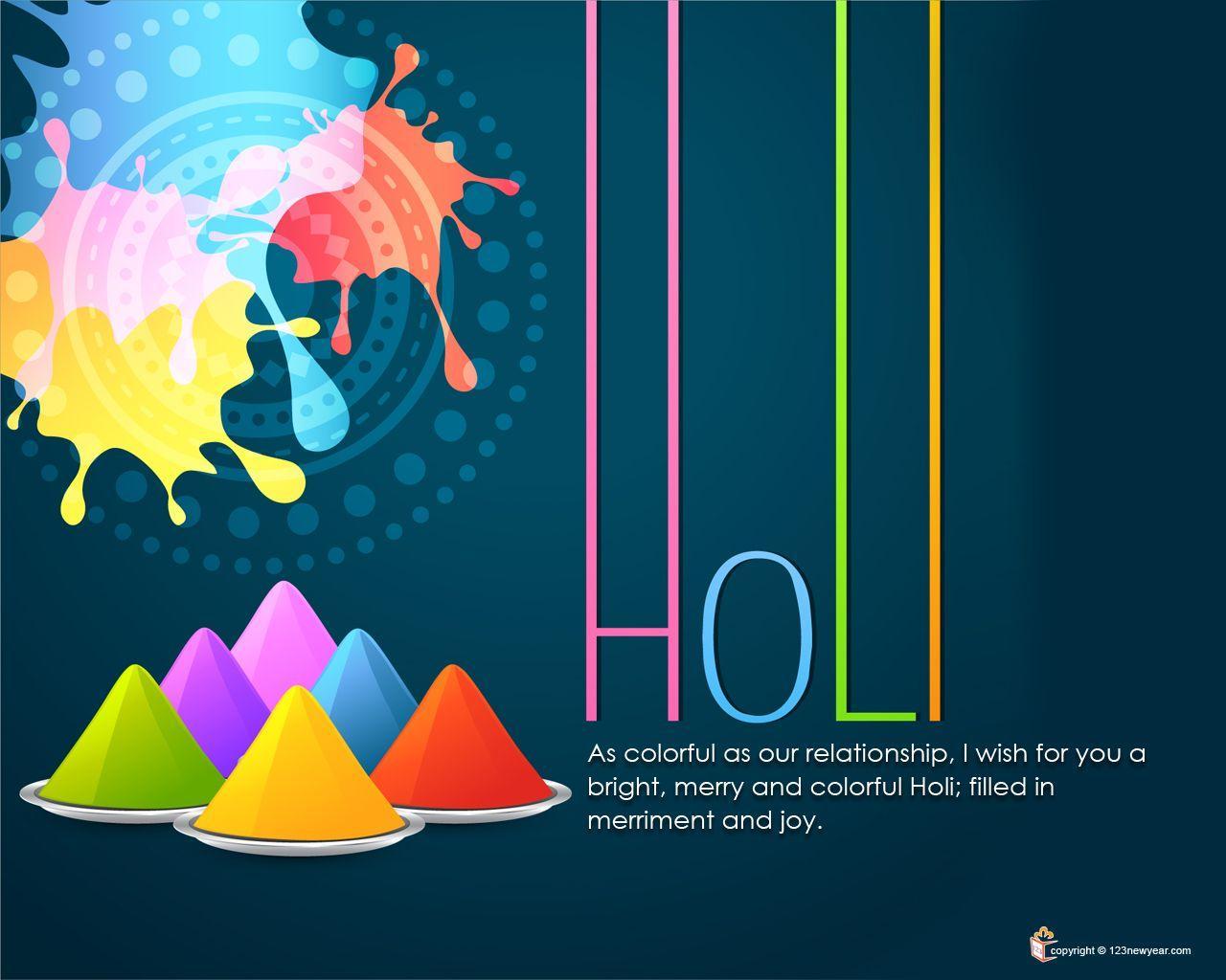Holi Wallpapers Wallpaper Cave