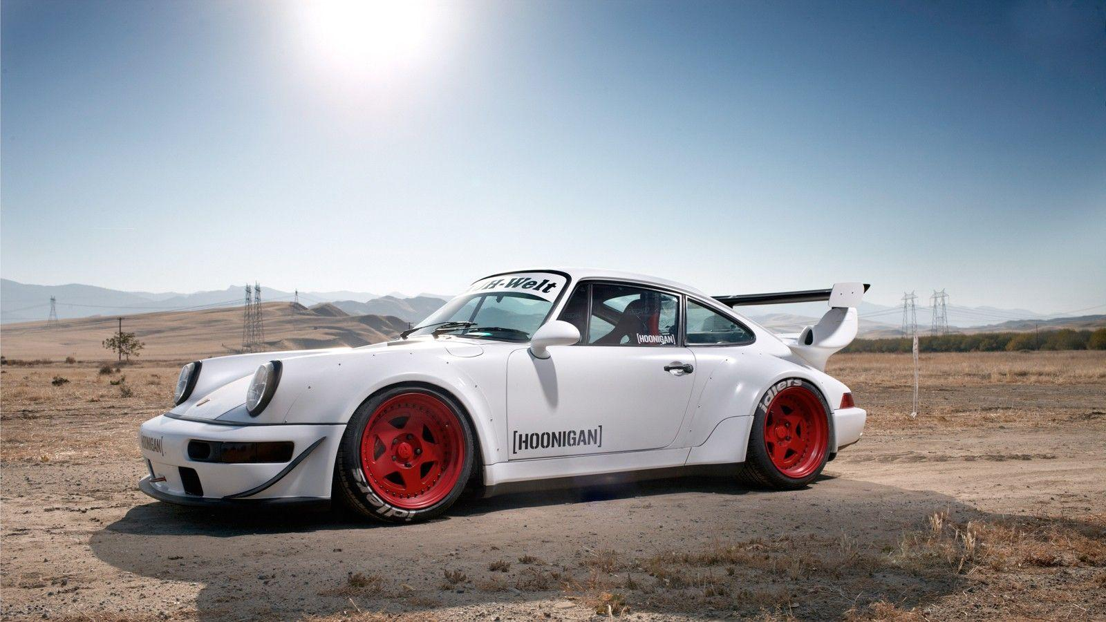 Rwb 4k Wallpaper: Hoonigan Wallpapers