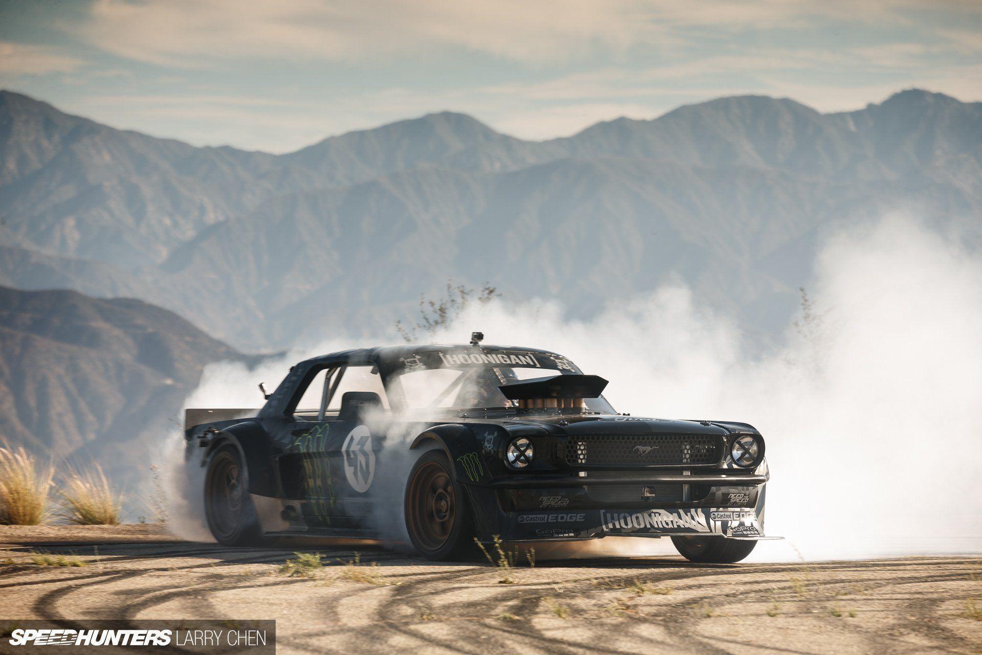 Hoonigan 65 Mustang