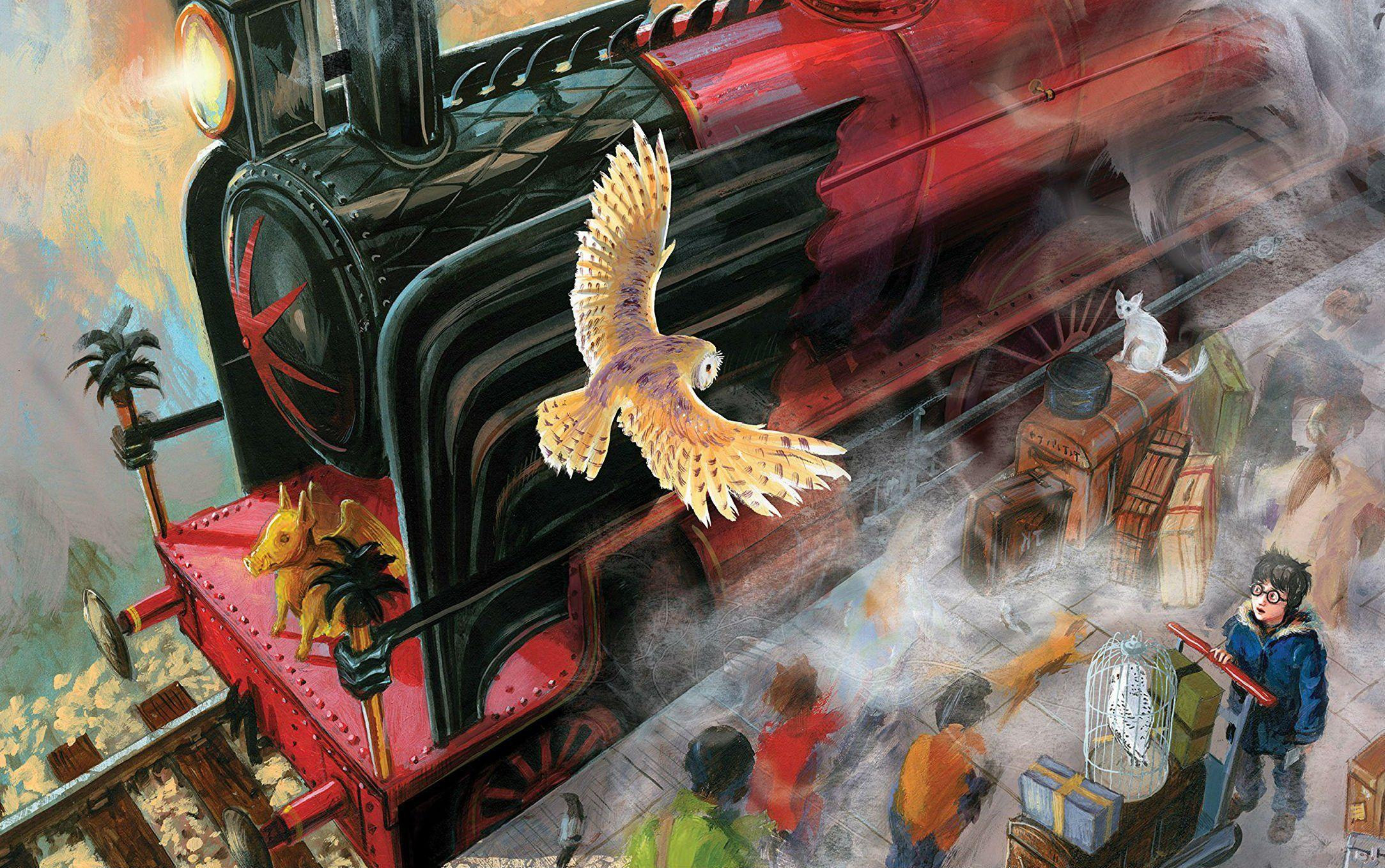 Harry Potter Fantasy Wallpapers - Wallpaper Cave