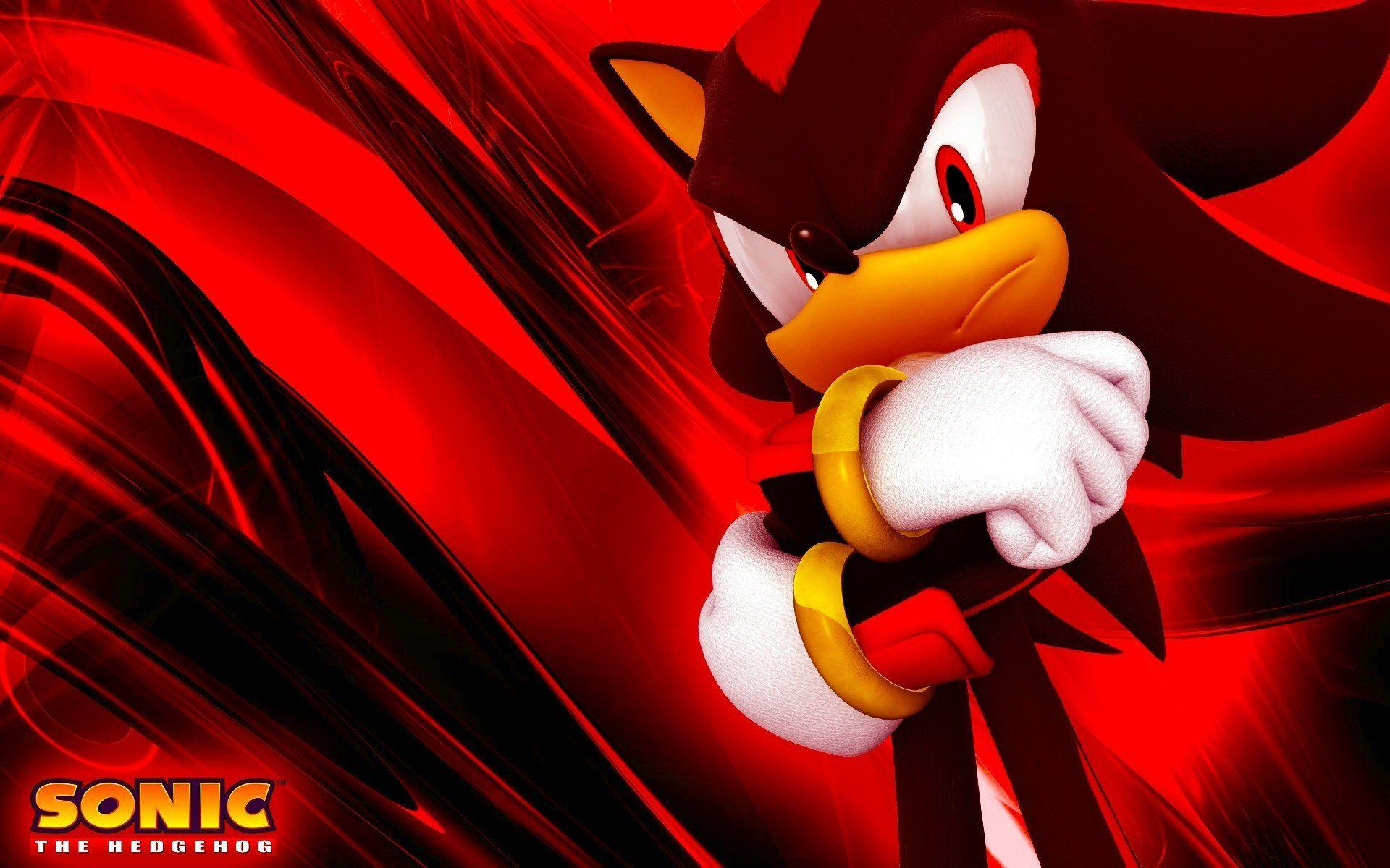 Shadow The Hedgehog Wallpapers Wallpaper Cave
