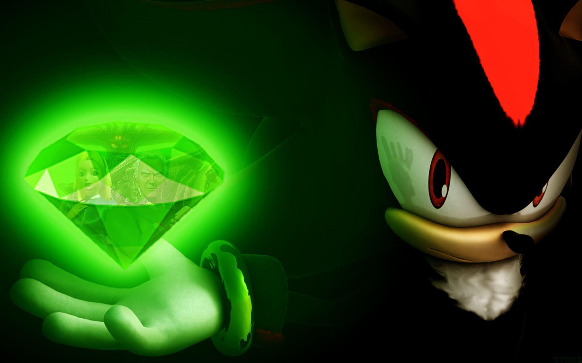 Shadow The Hedgehog Wallpapers - Wallpaper Cave