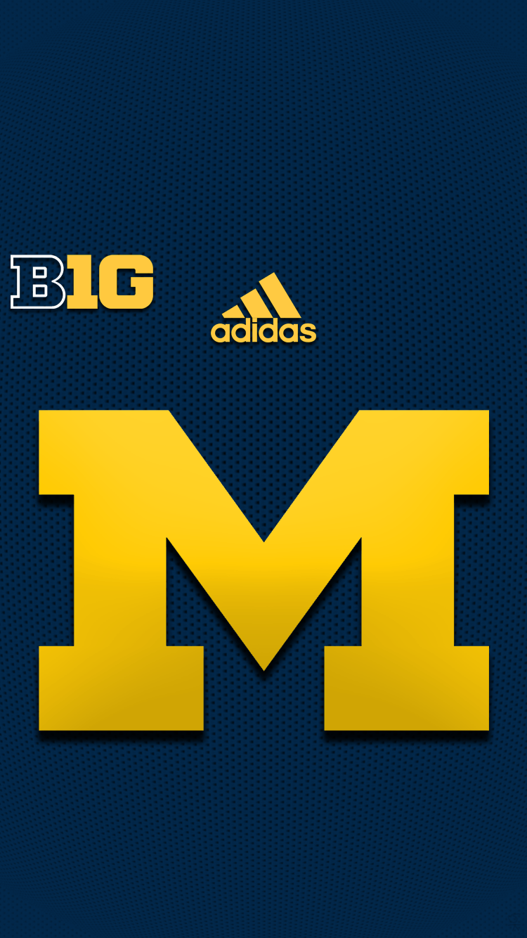 michigan football iphone wallpaper michigan wolverines wallpapers wallpaper cave 8478