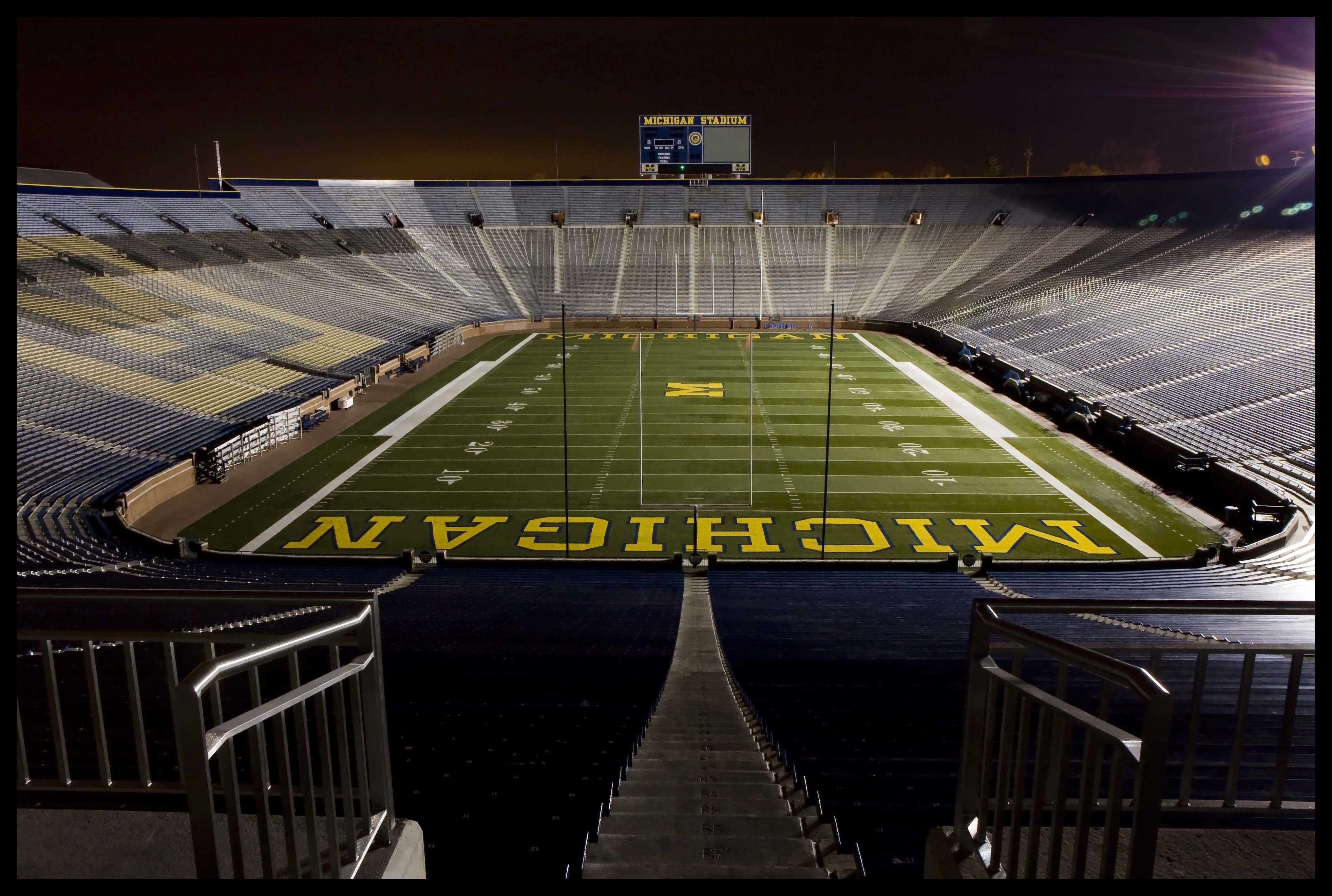 Michigan Wolverines Wallpapers Wallpaper Cave