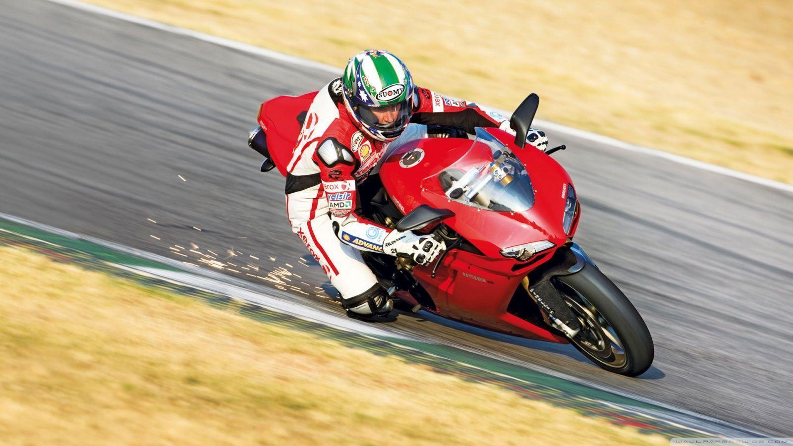 Superbike Racing Wallpapers - - 169.2KB