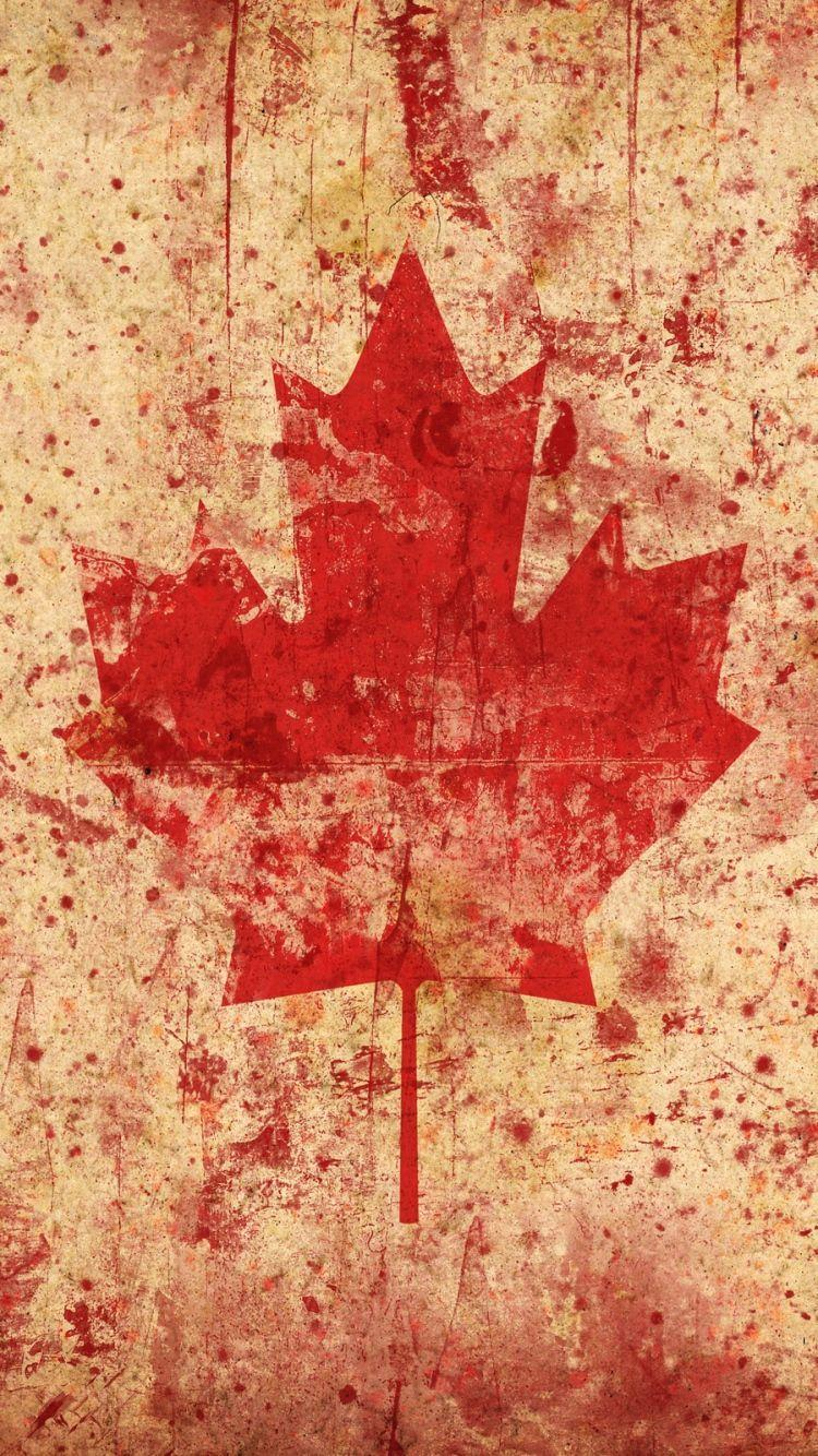 canada flag wallpapers wallpaper cave