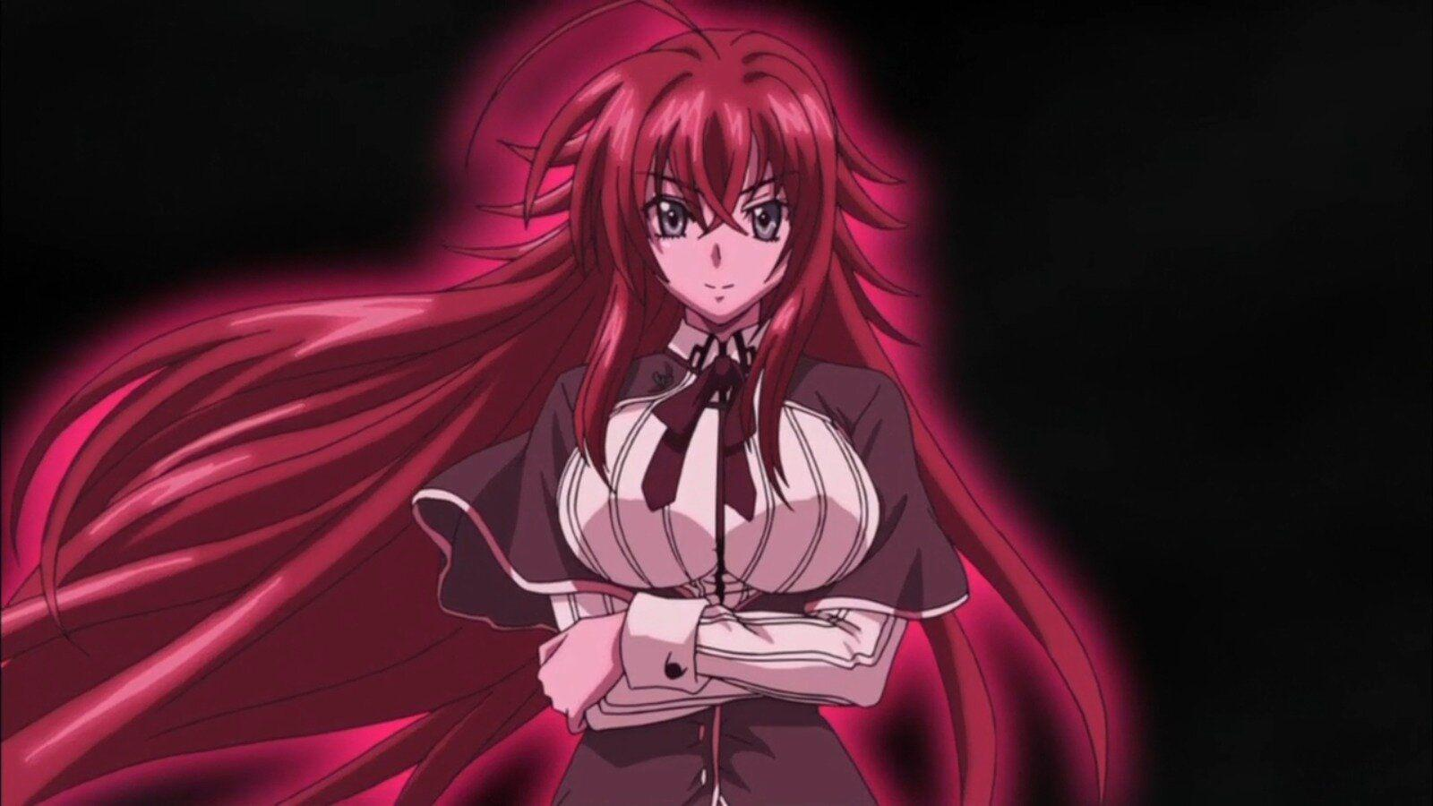 Rias Gremory Wallpapers - Wallpaper Cave