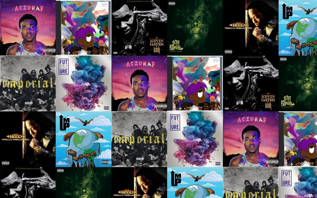 Chance Rapper Acid Rap Lil Uzi Vert Wallpapers « Tiled Desktop