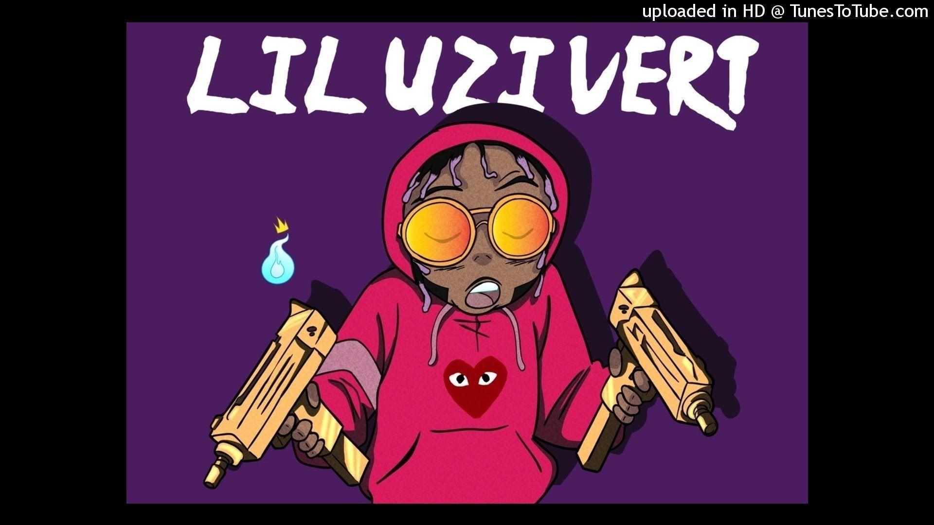 Lil Uzi Vert Cartoon Wallpapers - Wallpaper Cave