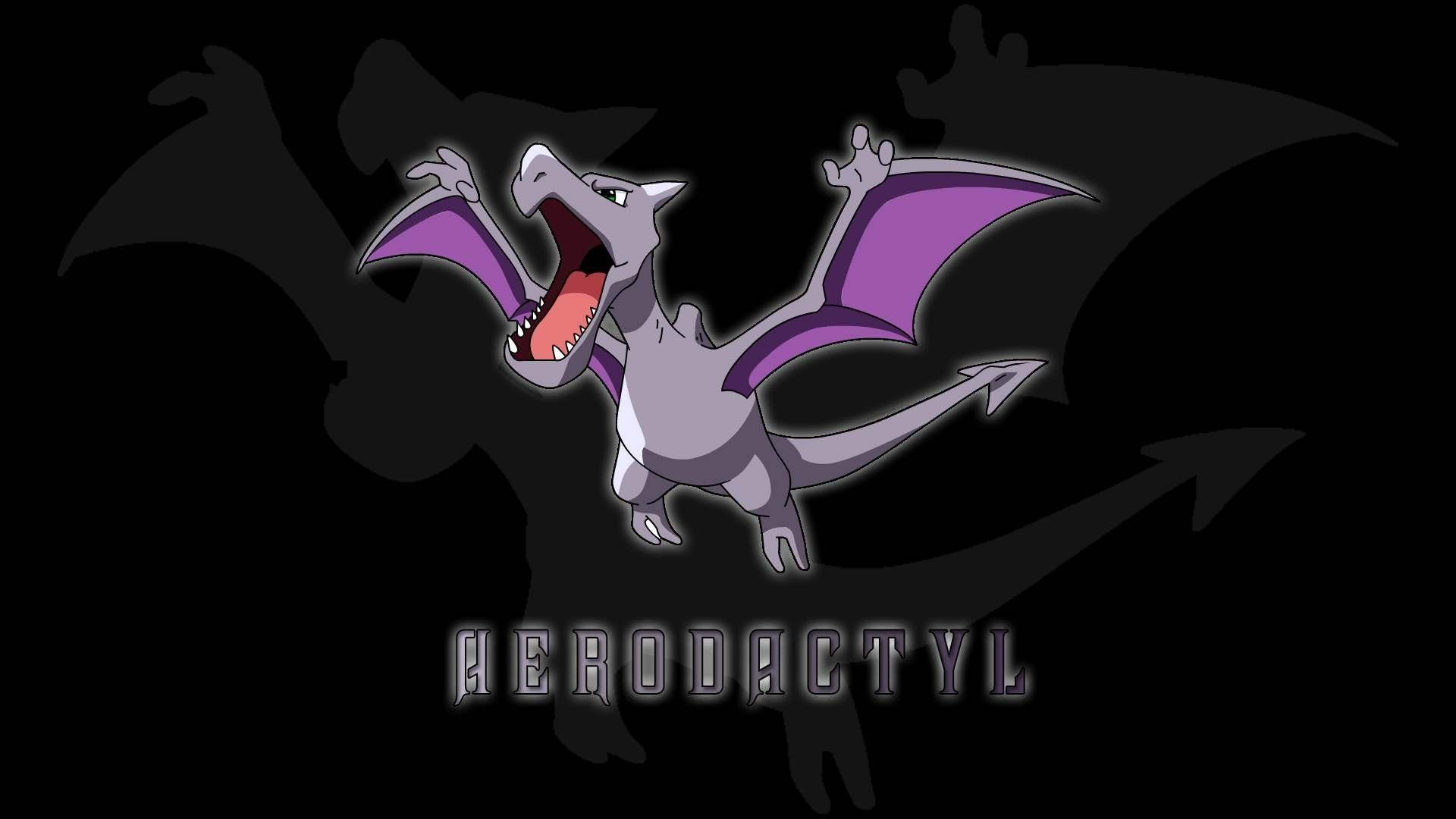 Pokemon Aerodactyl 396709 - WallDevil