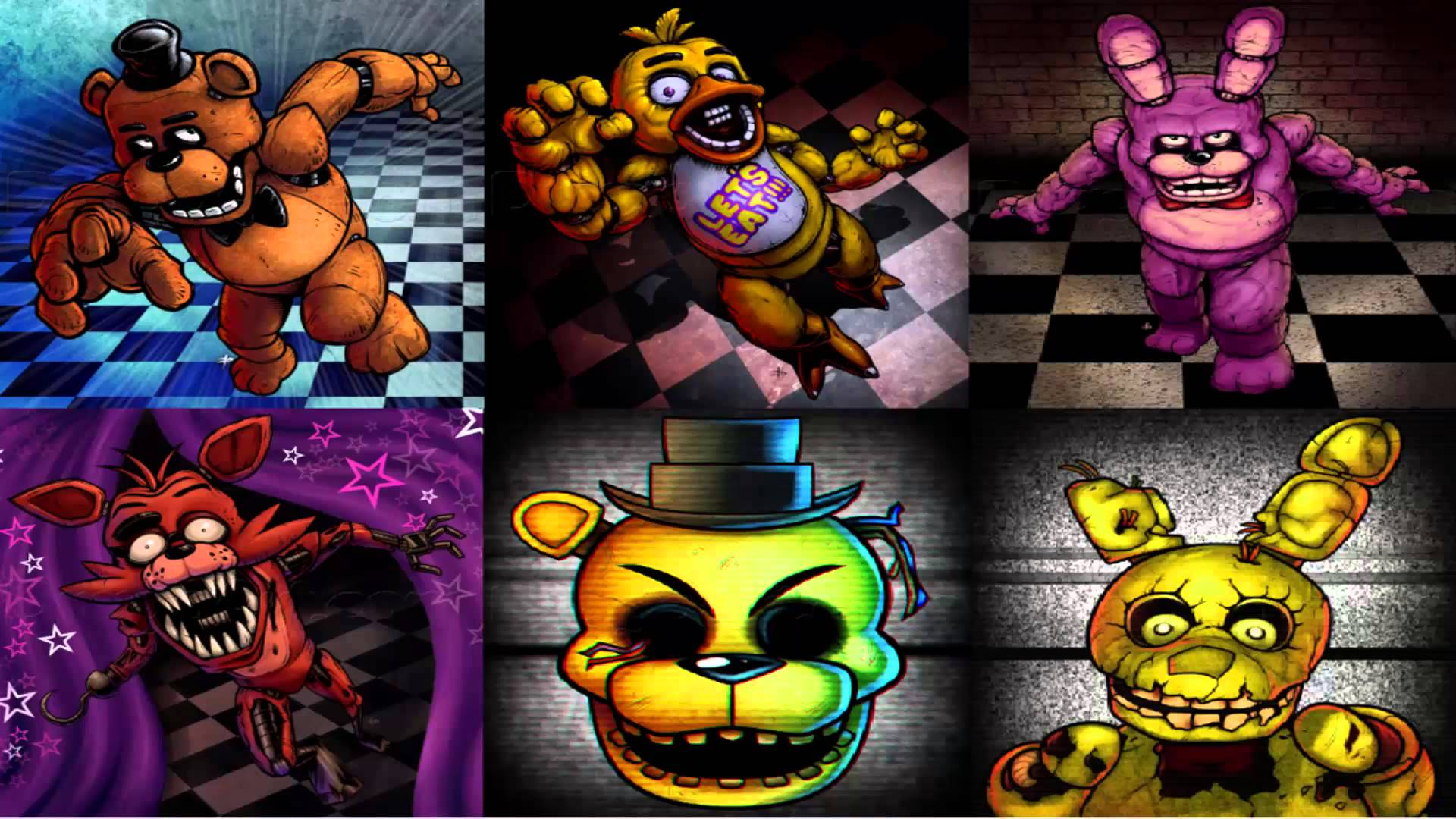 Five Nights At Freddy's Wallpapers   Wallpaper Cave