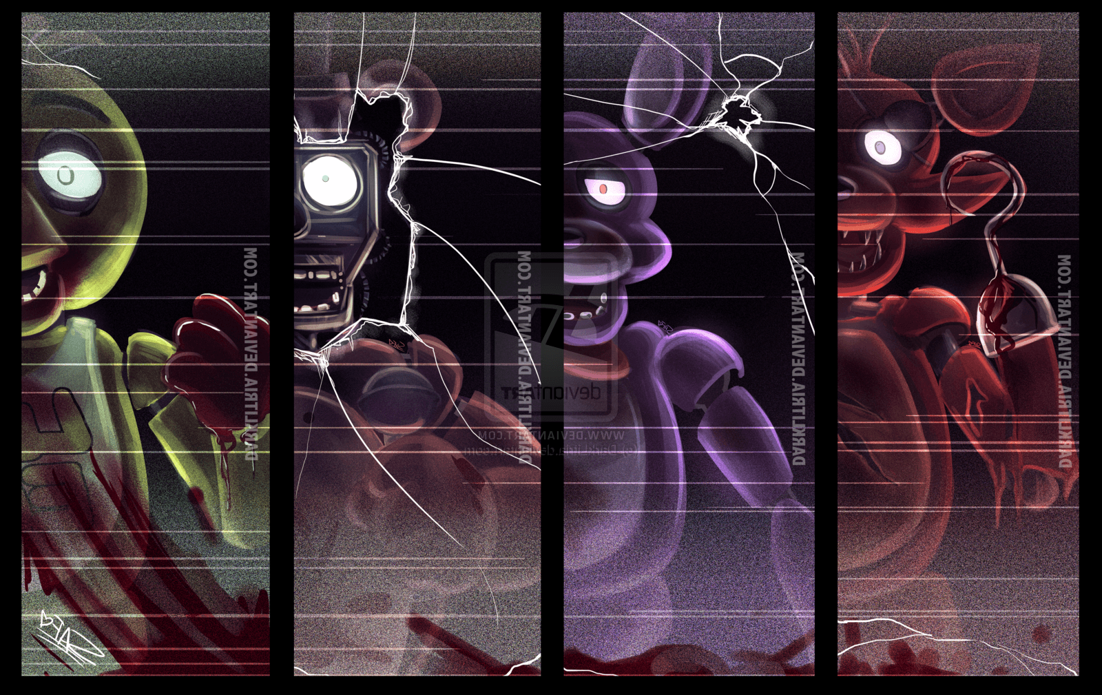 Five Nights At Freddy's Wallpapers - Wallpaper Cave