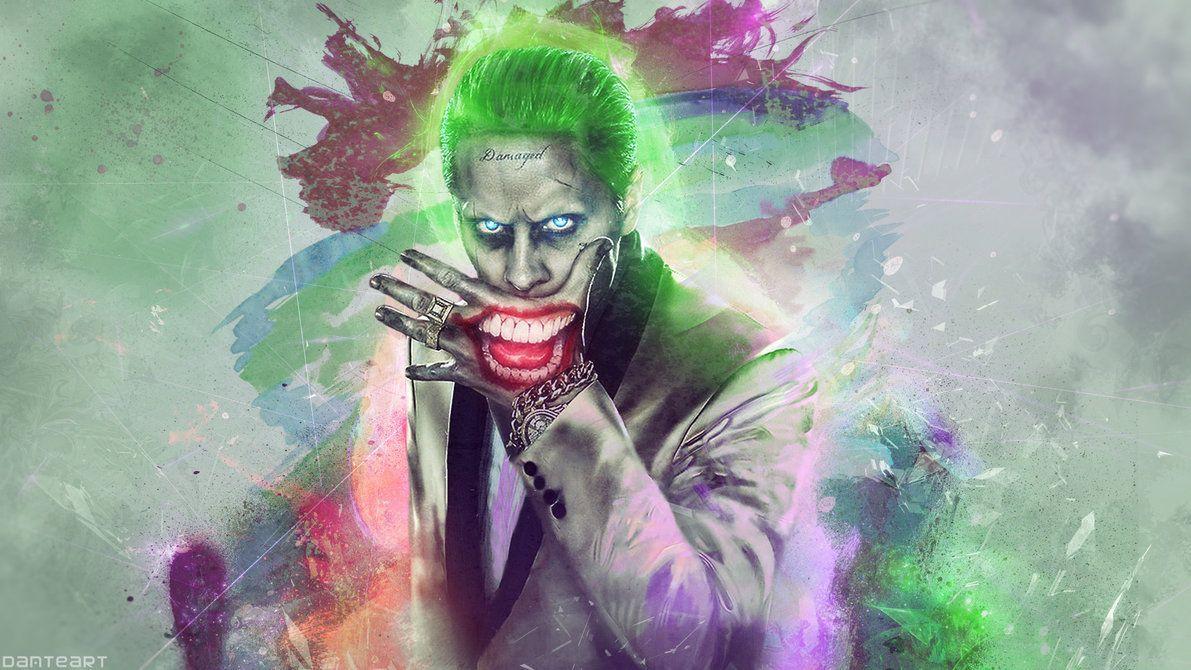 joker suicide squad wallpapers wallpaper cave