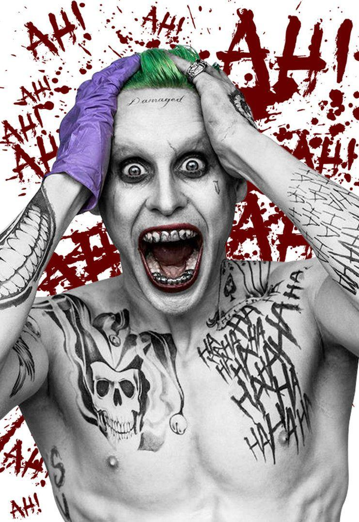 joker suicide squad wallpapers wallpaper cave. Black Bedroom Furniture Sets. Home Design Ideas