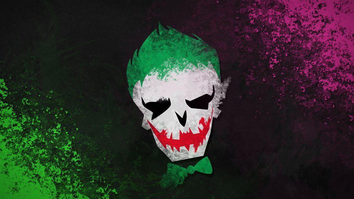 Joker suicide squad wallpapers wallpaper cave for Joker wallpaper 4k