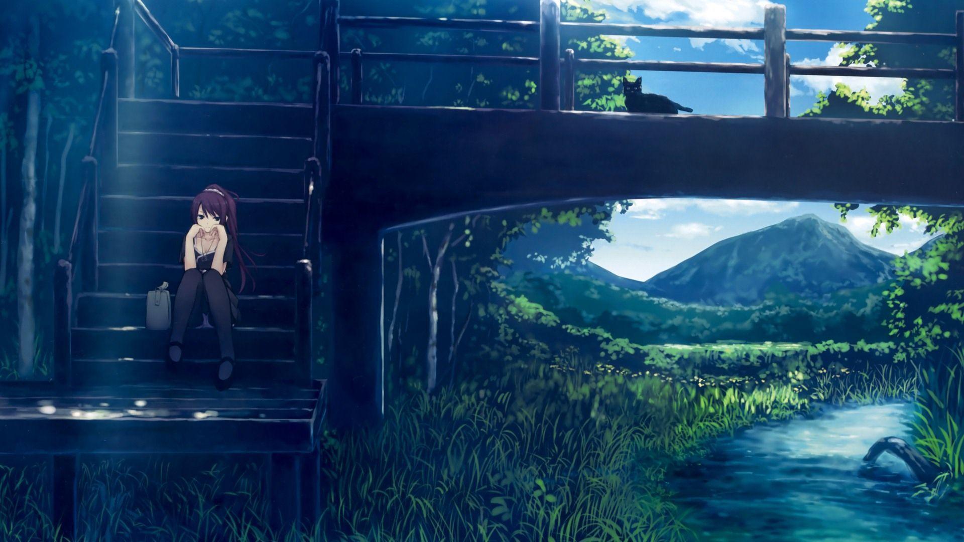 Sad Anime Wallpapers - Wallpaper Cave